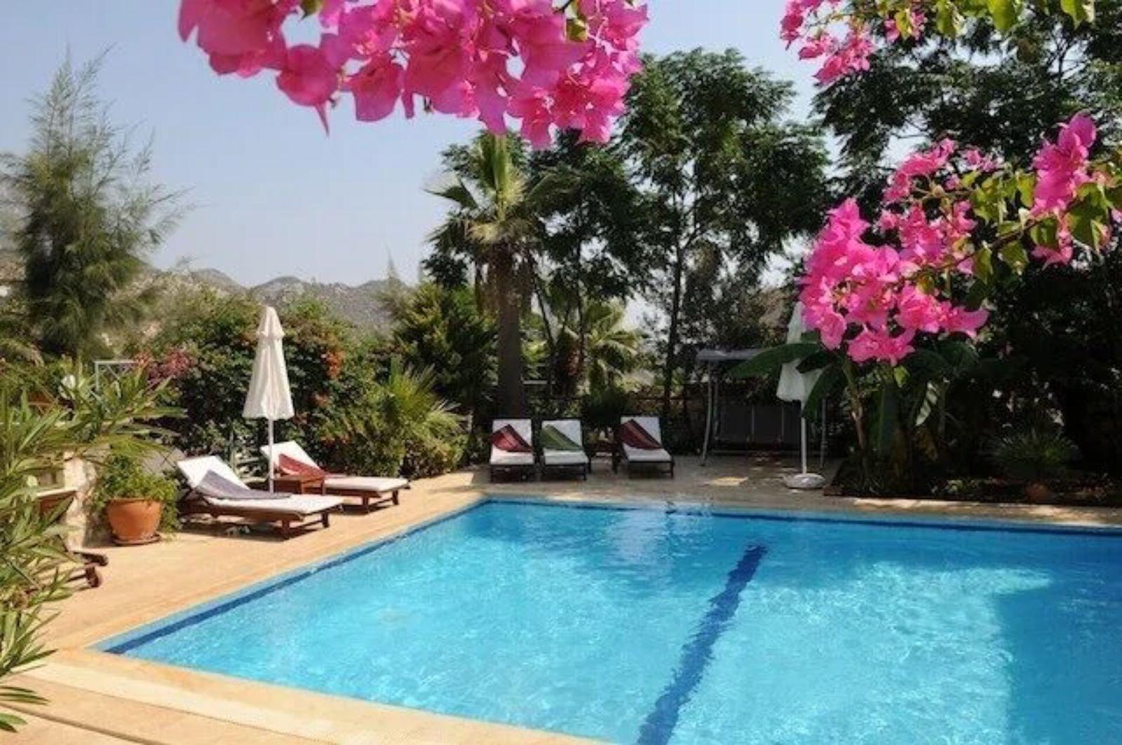 Luxus Gerumige, sehr private Villa mit eigenem Pool und Meerblick