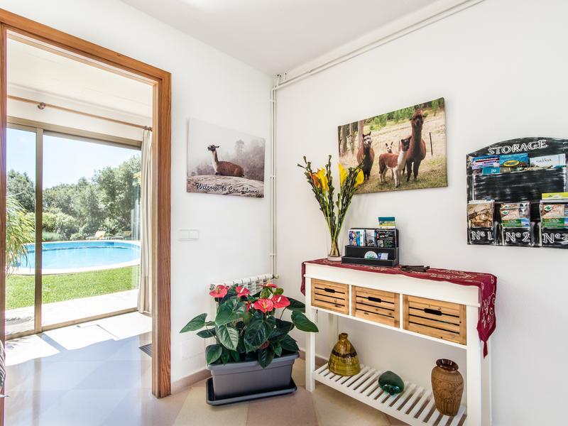 Villa Can Llamas Rent Per Week