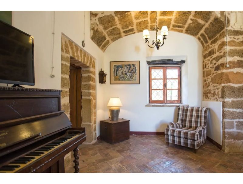 Alghero, Turquoise Villa with swimming pool for 10 people