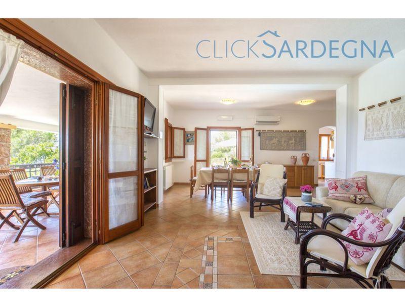 Alghero, Villa Barranch With Sea View Pool