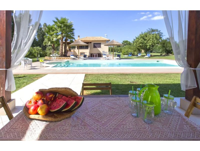 Alghero Villa Morena For 8/10 People With Swimming Pool
