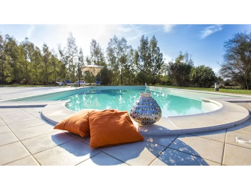 Alghero, Villa Annetta with swimming pool for 10 people
