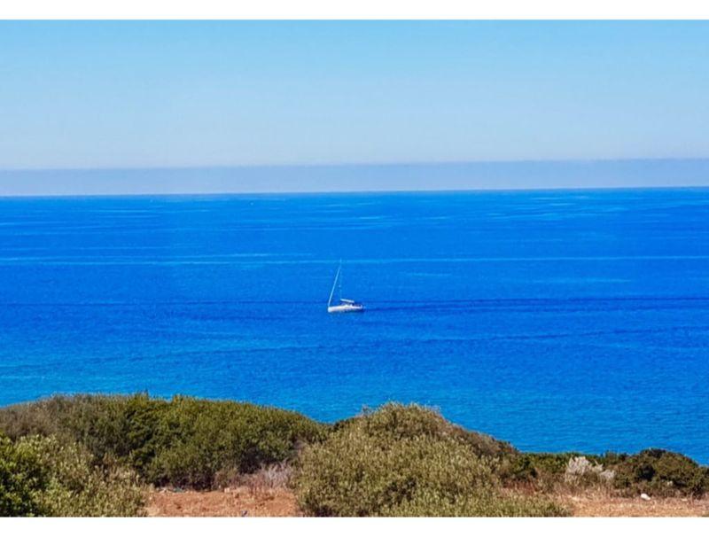 Alghero, Attic Les Nereides facing the sea for 8 people