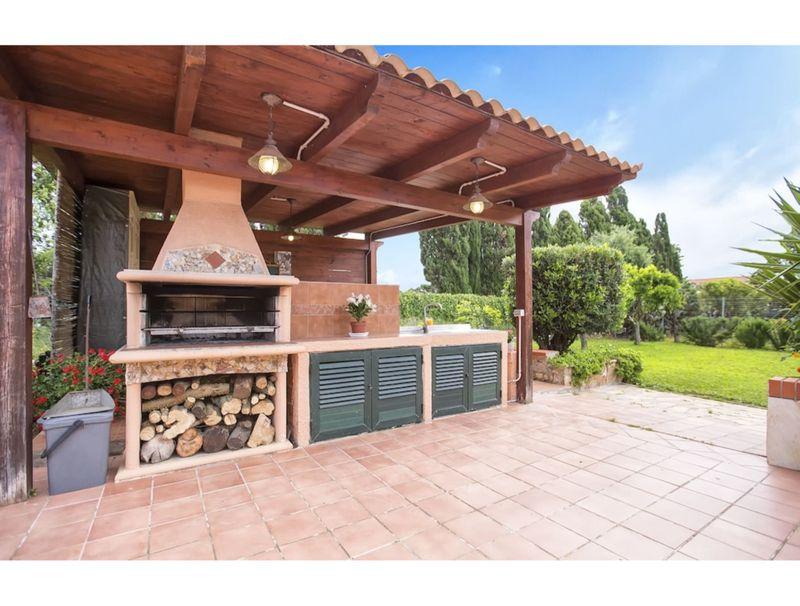 Alghero, Villa Galatea per 8 persone con ampio giardino