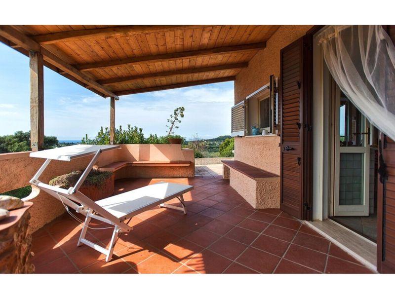 Alghero, Villa Agatha with sea view for 10/12 people