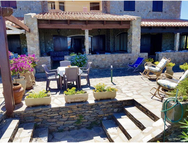 Stintino, Villa del Mercante sea view with large veranda