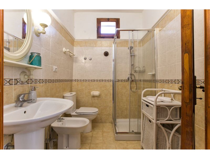 Alghero, Casal Paternò for 14 people with swimming pool nearby the beach