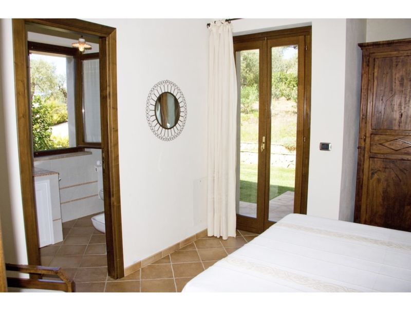 Alghero, Villa Smeralda with independent swimming pool for 9 people