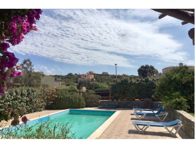 Villa Regina in Stintino with private pool and enchanting sea view