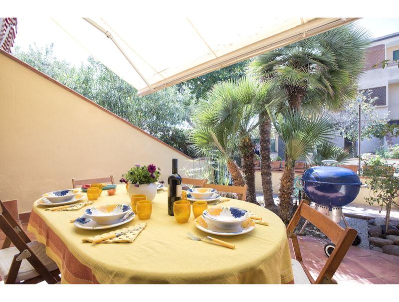 Casa del Sol in Alghero with garden for 6 people near the beach