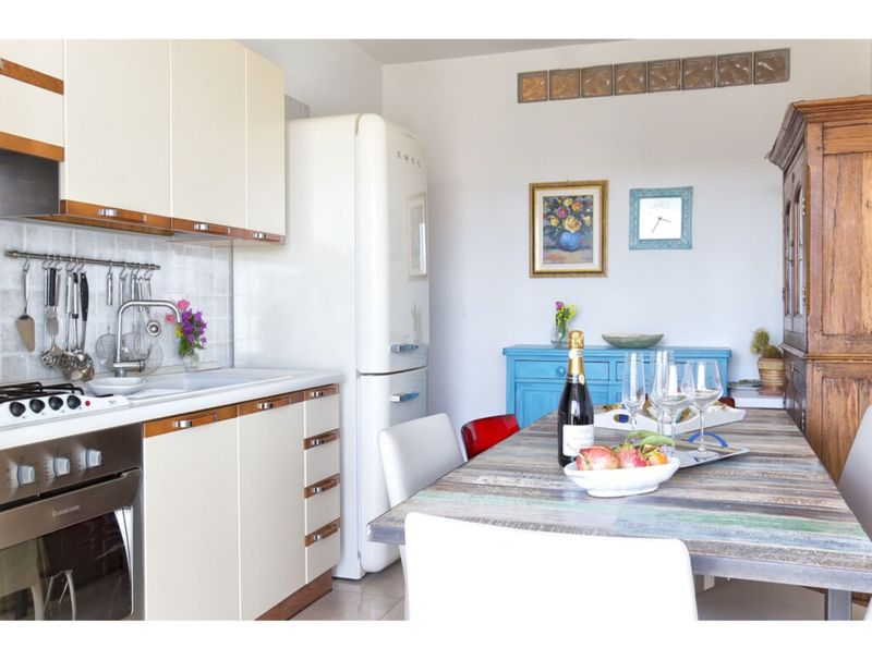 Nelly Penthouse in Alghero with sea view for 8 people