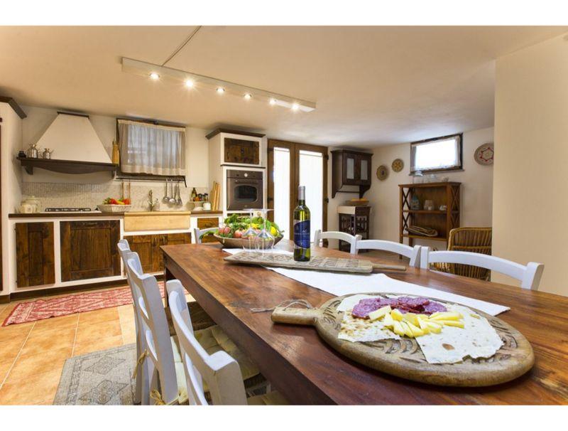 Villa Roseta in Olmedo with beautiful garden for 9 guests