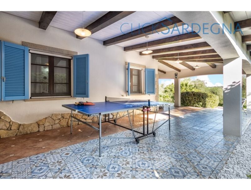 Alghero, Villa Josephine with spectacular swimming pool, for 8 guests