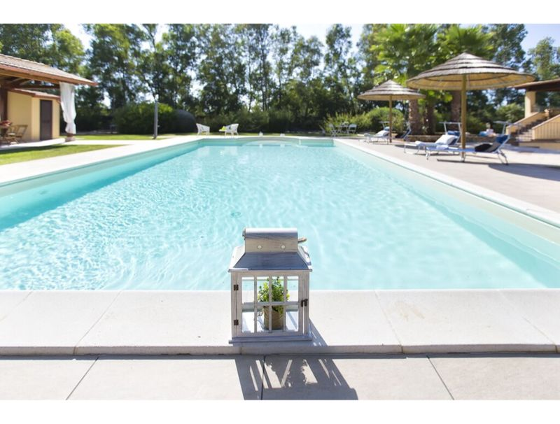 Alghero Villa Laura For 10 People With Swimming Pool