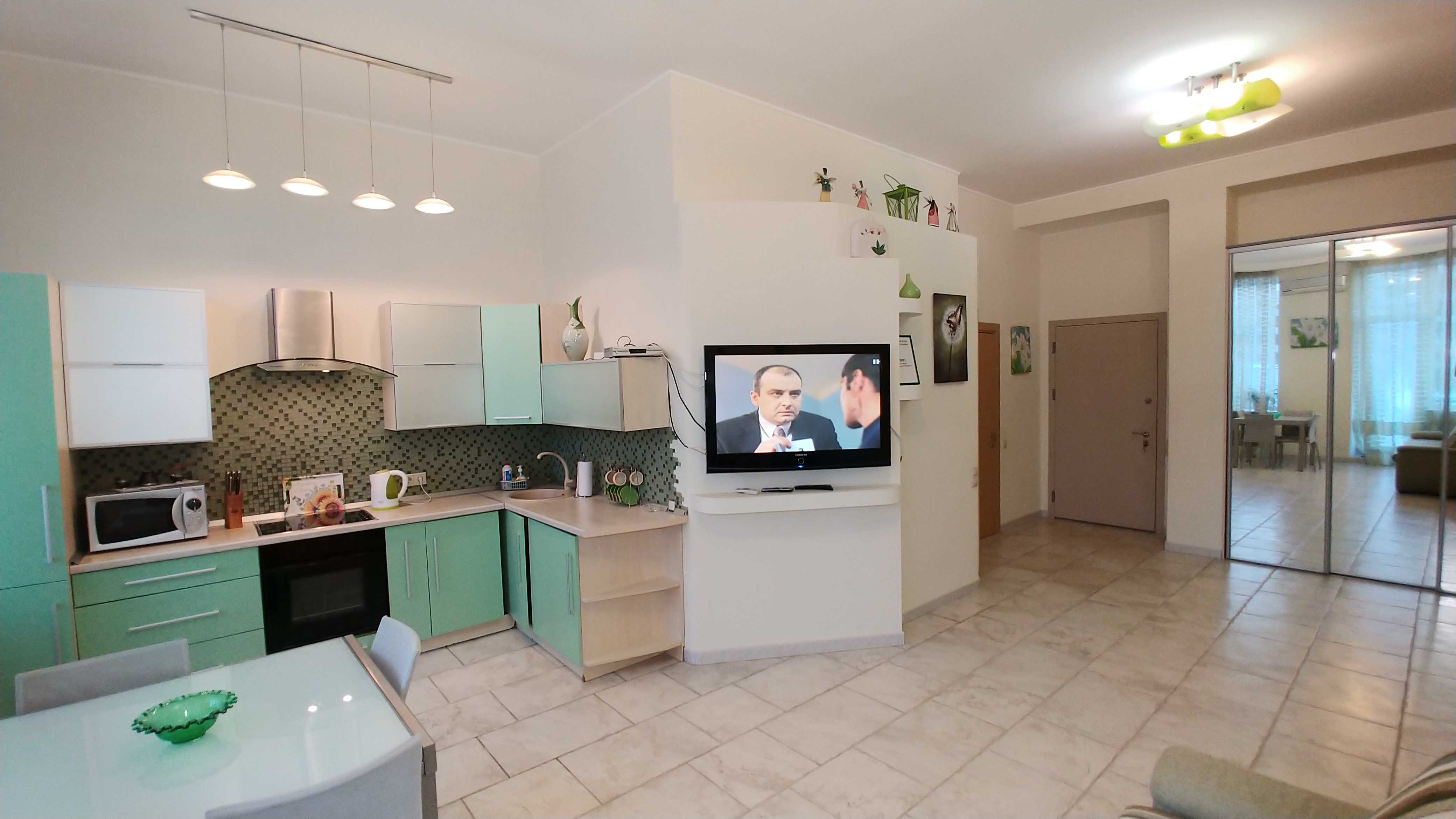 Ein Schlafzimmer Luxe 20 Prorizna str Zentrum von Kiew