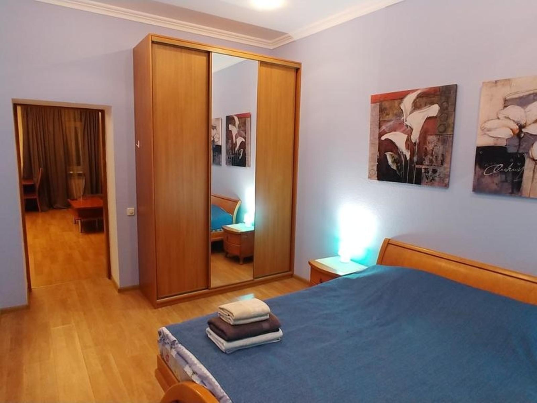 Zwei Schlafzimmer 4 Mykhailivskyi Lane Zentrum von Kiew