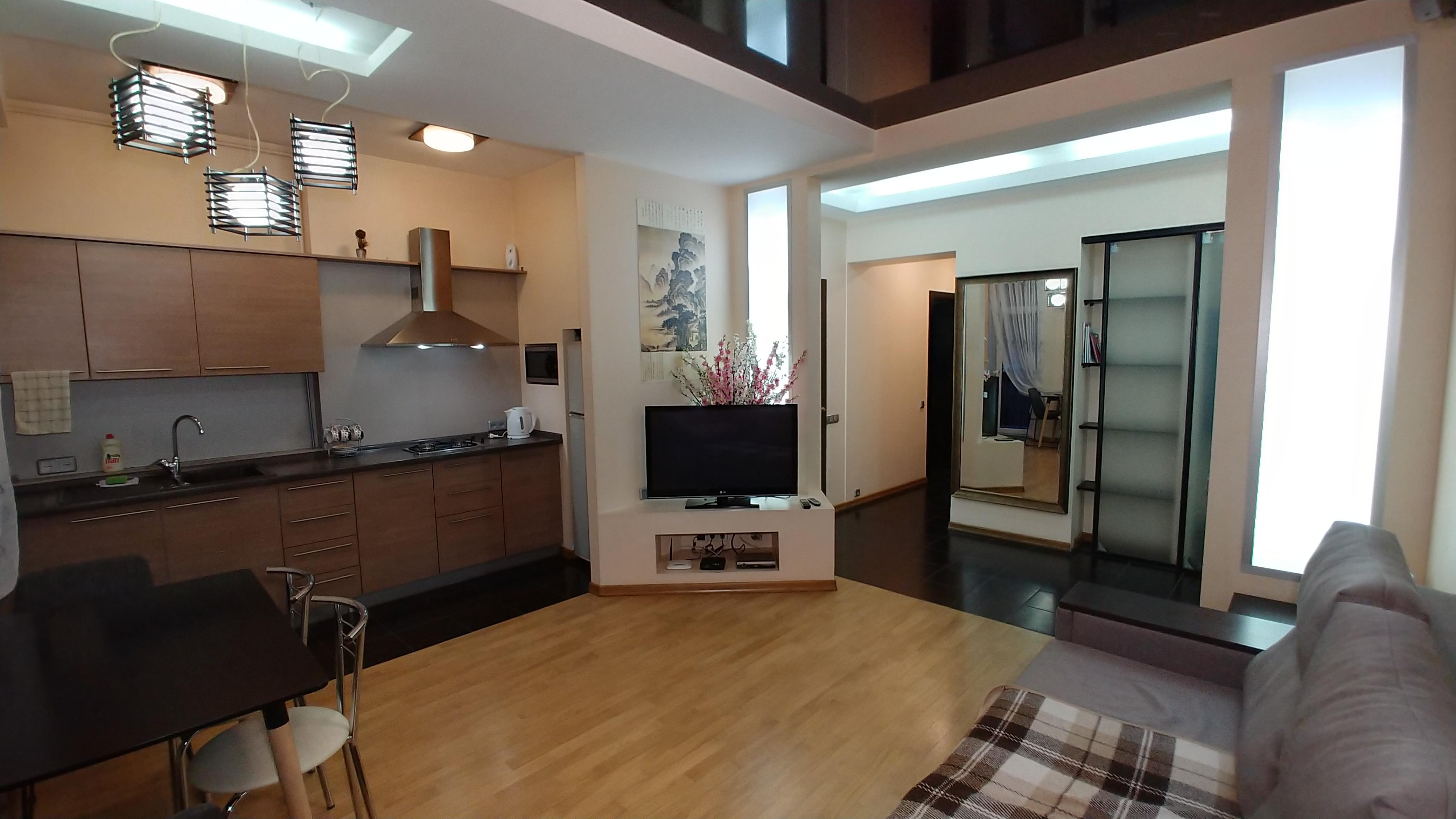 Lux Zwei Schlafzimmer 17 Baseina St Zentrum von Kiew