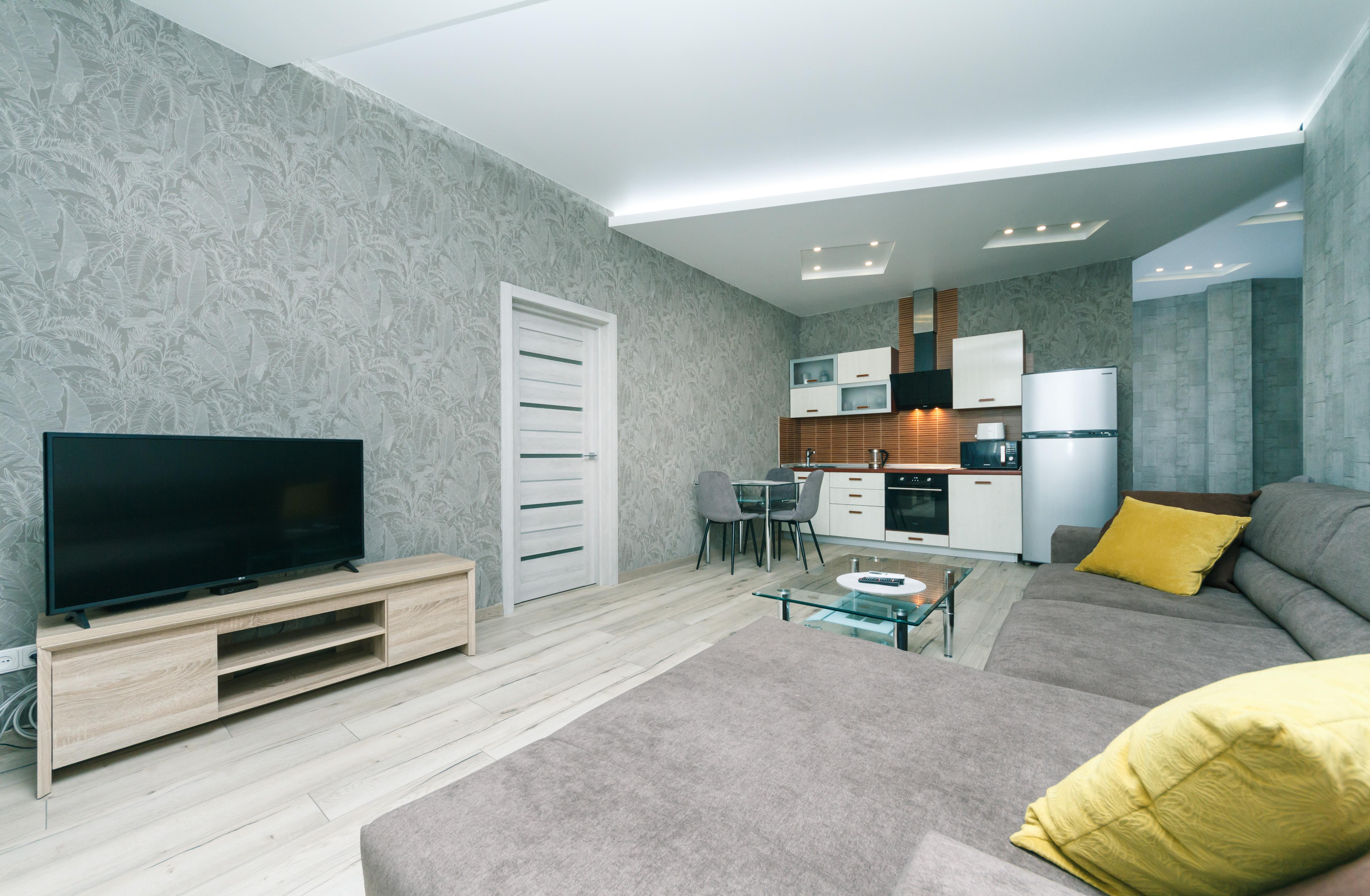 Zwei Schlafzimmer Lux 44 Shota Rustaveli str Center