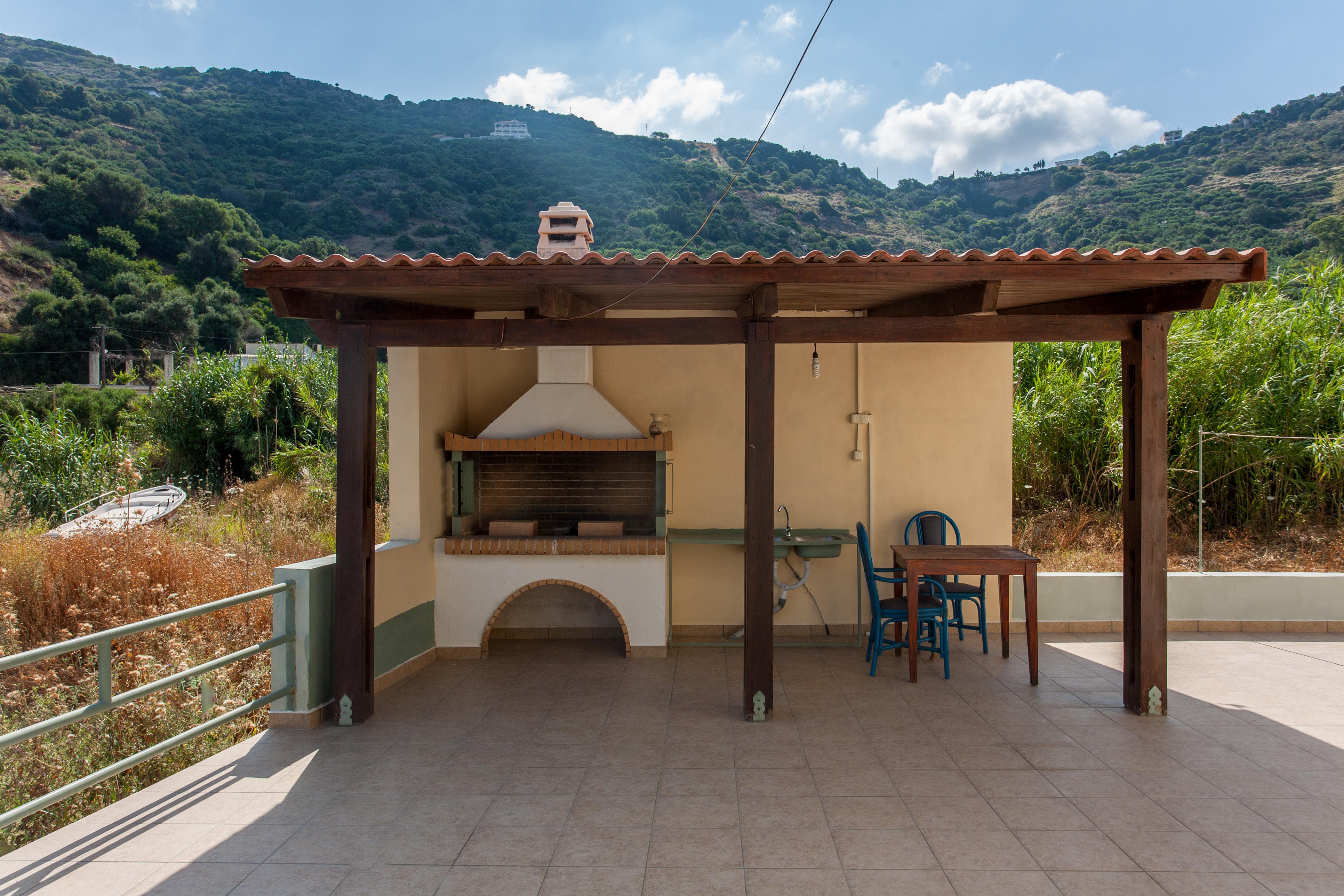 Holiday house Haus direkt am Strand - inklusive 2 Kanus, 2 Fahrrder (2646062), Spilia, Crete North Coast, Crete, Greece, picture 19