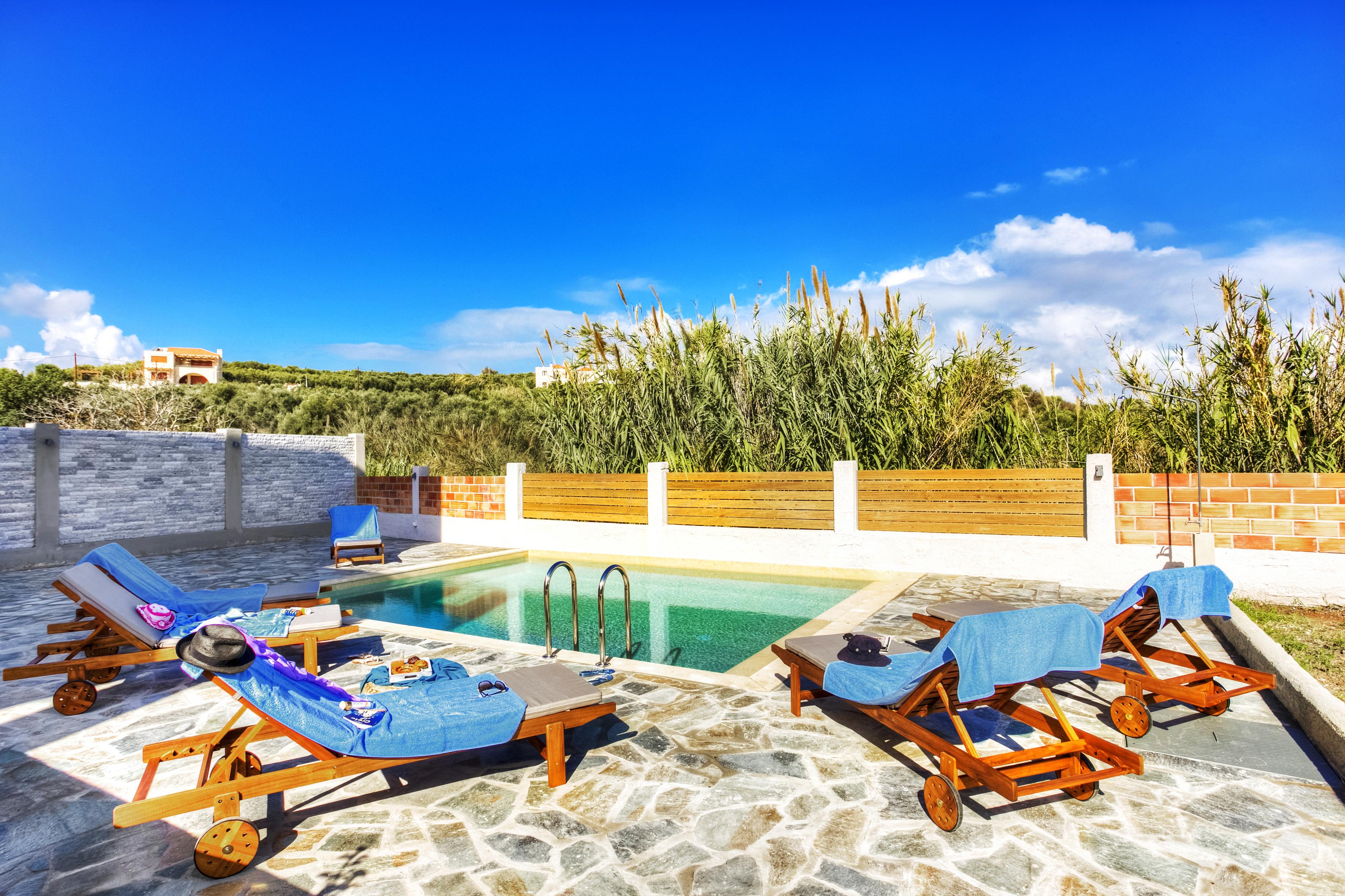 Ferienhaus Villa Katina mit privatem Pool in der Nhe von Almyrida (2125138), Neon Khorion Kriti, Kreta Nordküste, Kreta, Griechenland, Bild 7