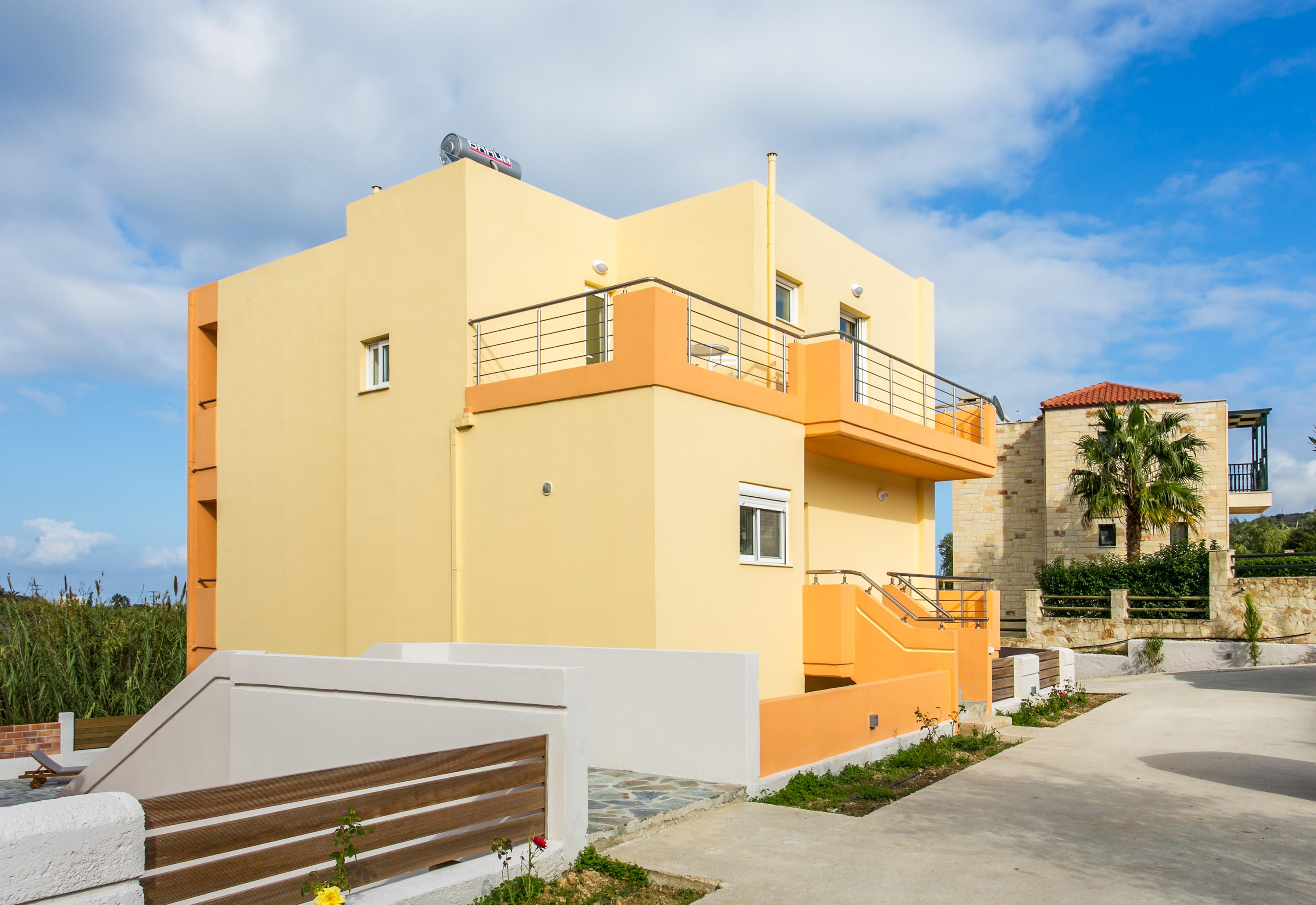 Ferienhaus Villa Katina mit privatem Pool in der Nhe von Almyrida (2125138), Neon Khorion Kriti, Kreta Nordküste, Kreta, Griechenland, Bild 4