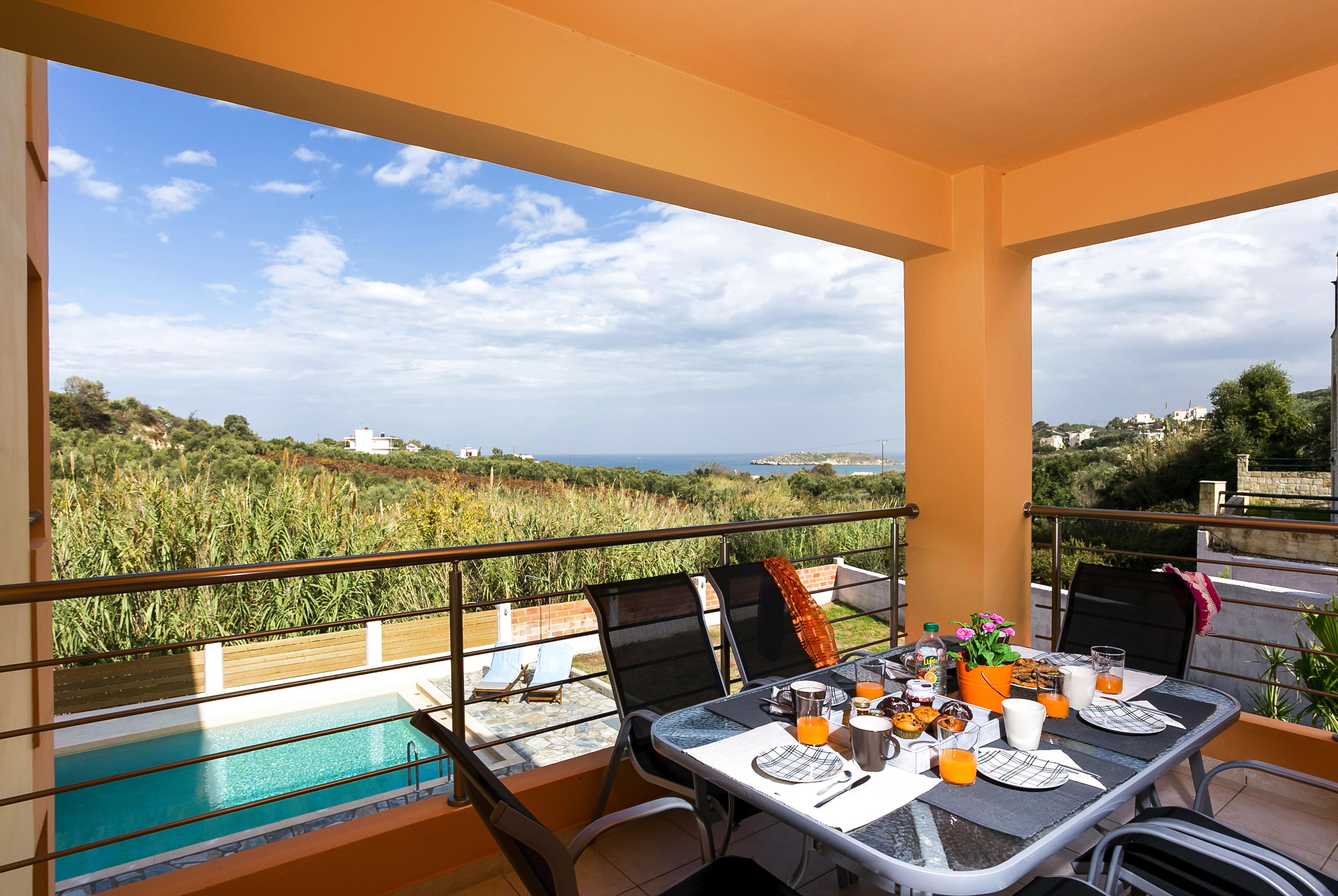 Ferienhaus Villa Katina mit privatem Pool in der Nhe von Almyrida (2125138), Neon Khorion Kriti, Kreta Nordküste, Kreta, Griechenland, Bild 9
