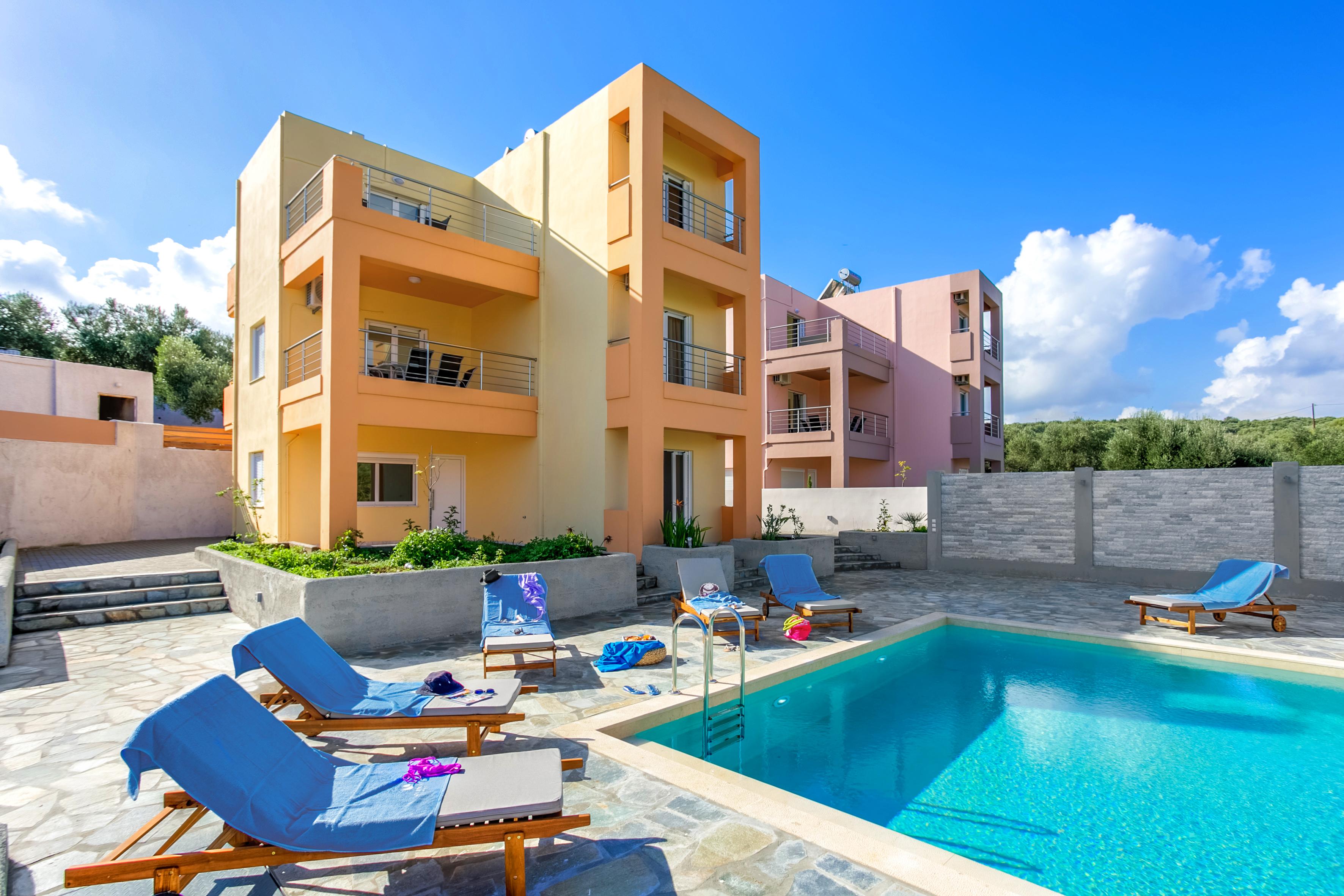 Ferienhaus Villa Katina mit privatem Pool in der Nhe von Almyrida (2125138), Neon Khorion Kriti, Kreta Nordküste, Kreta, Griechenland, Bild 5