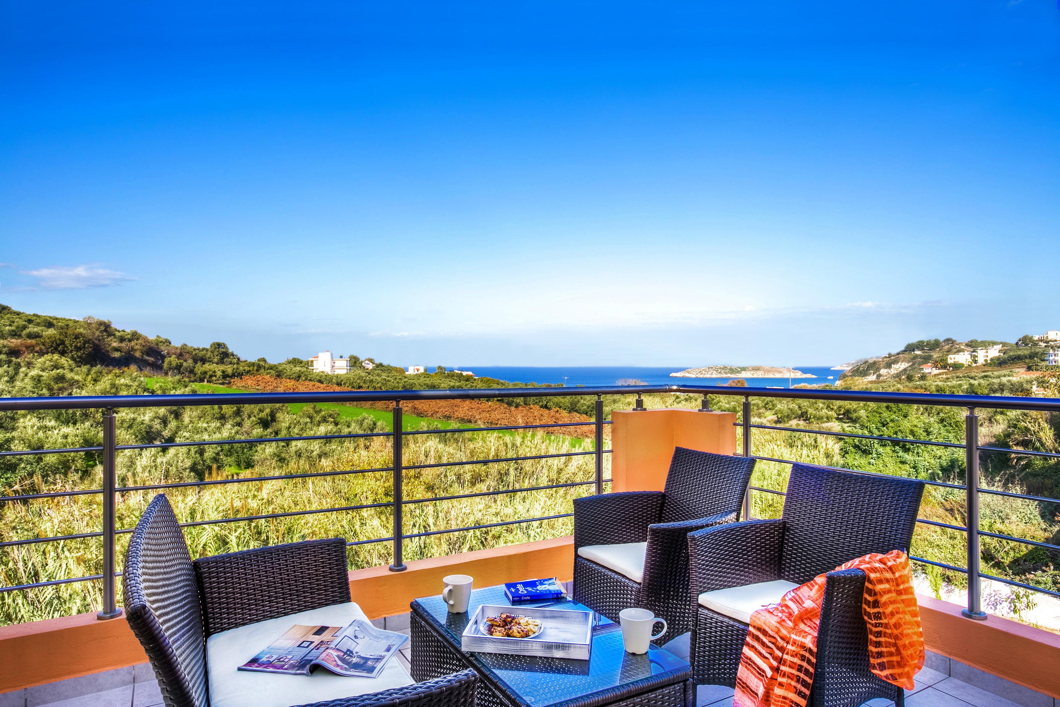 Ferienhaus Villa Katina mit privatem Pool in der Nhe von Almyrida (2125138), Neon Khorion Kriti, Kreta Nordküste, Kreta, Griechenland, Bild 2