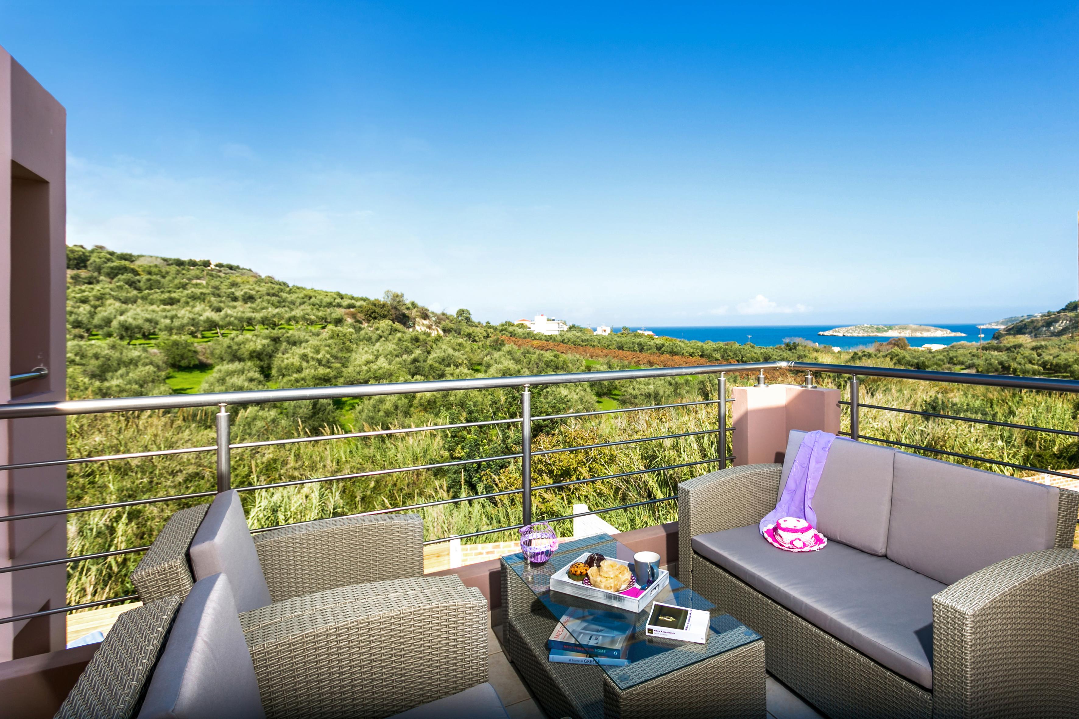 Ferienhaus Villa Mimis mit privatem Pool nr Almyrida & Kalyves (2123676), Neon Khorion Kriti, Kreta Nordküste, Kreta, Griechenland, Bild 3