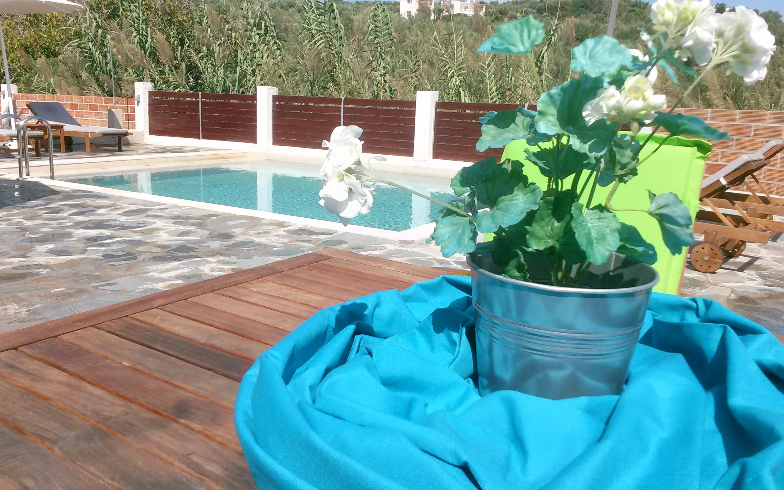 Ferienhaus Villa Mimis mit privatem Pool nr Almyrida & Kalyves (2123676), Neon Khorion Kriti, Kreta Nordküste, Kreta, Griechenland, Bild 18