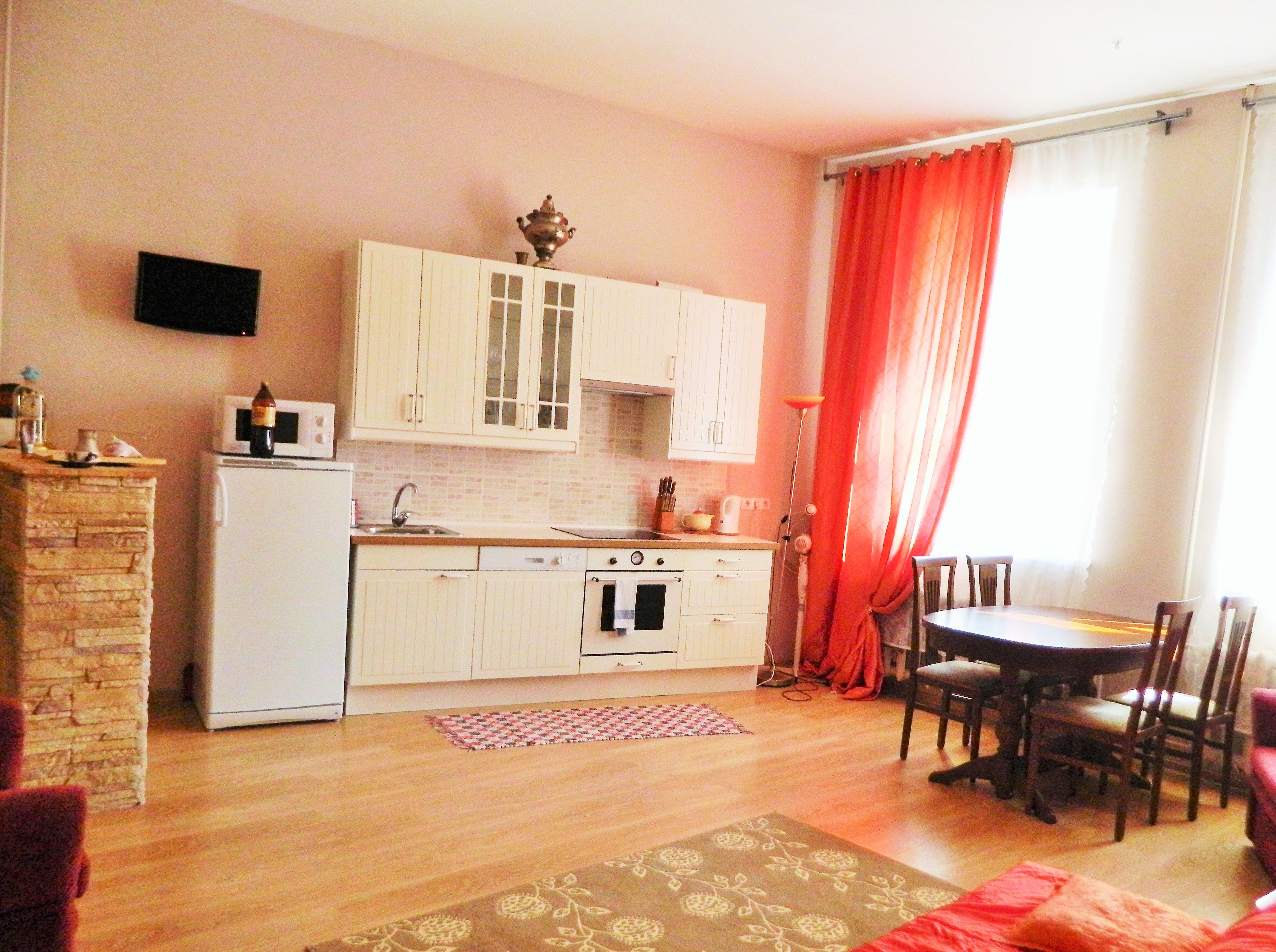 Hervorragende Wohnung in der Innenstadt von St Petersburg