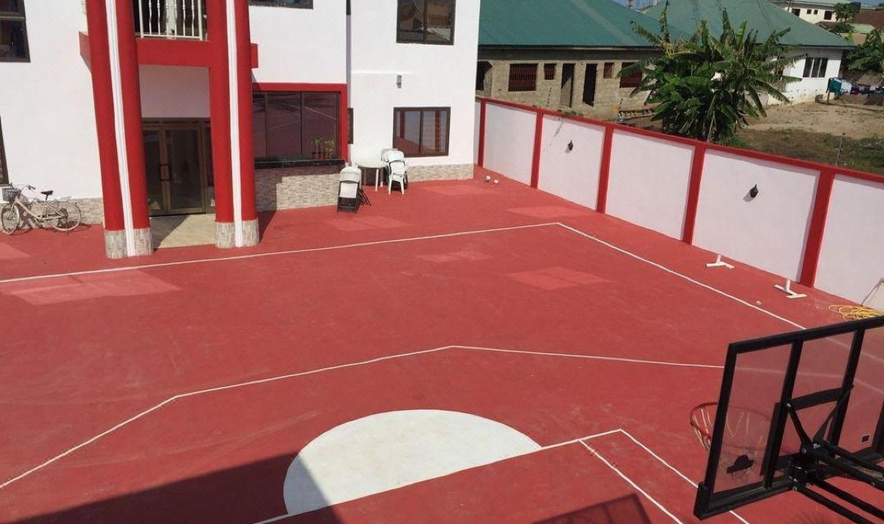 Rasta Tees Place, Prasidentenwohnung  in Afrika
