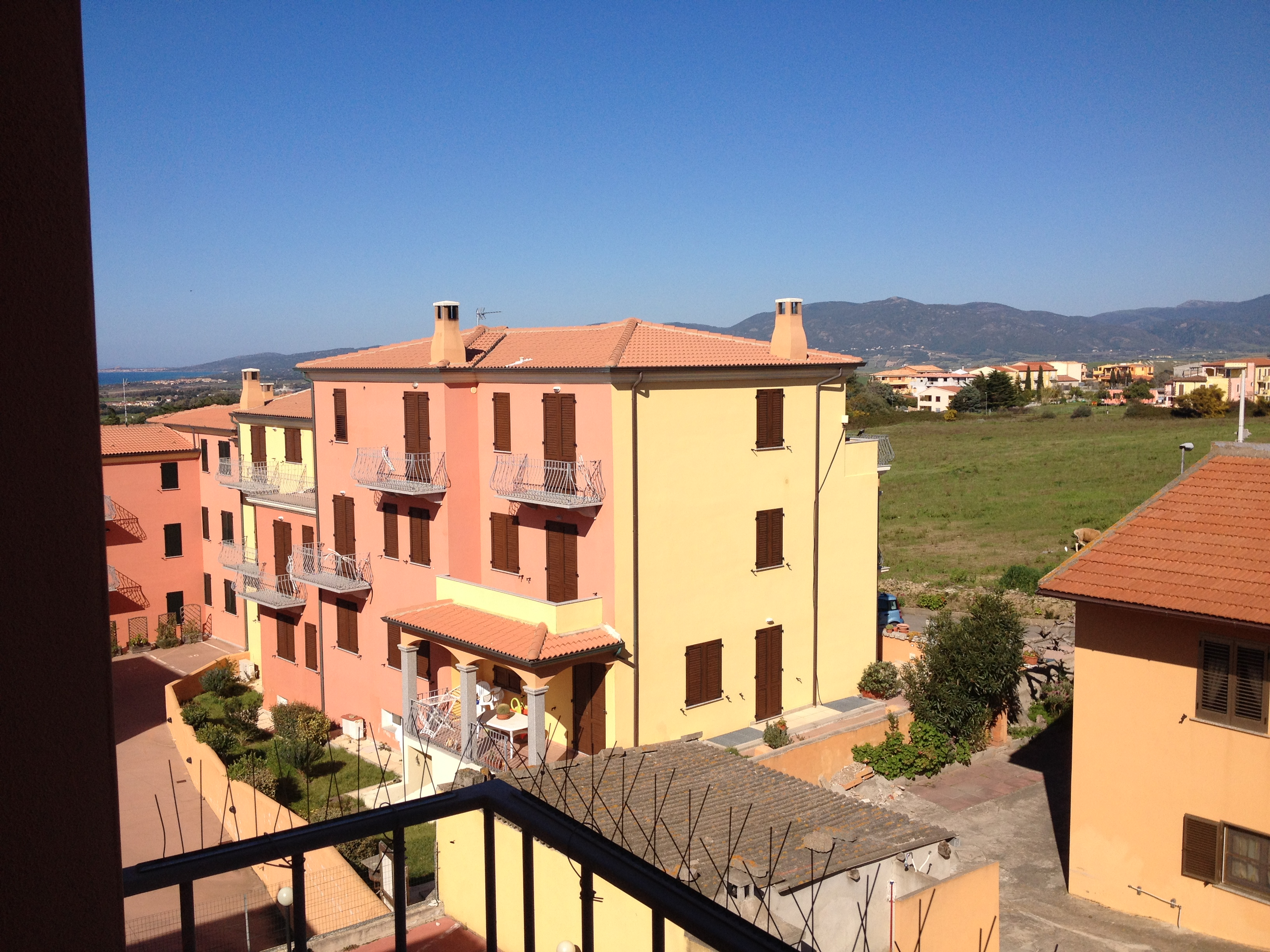 Ferienwohnung Moderne 1-bett-wohnung (Schlaf 4) Meerblick nur 700 Meter vom Meer entfernt (2377769), La Muddizza, Sassari, Sardinien, Italien, Bild 12
