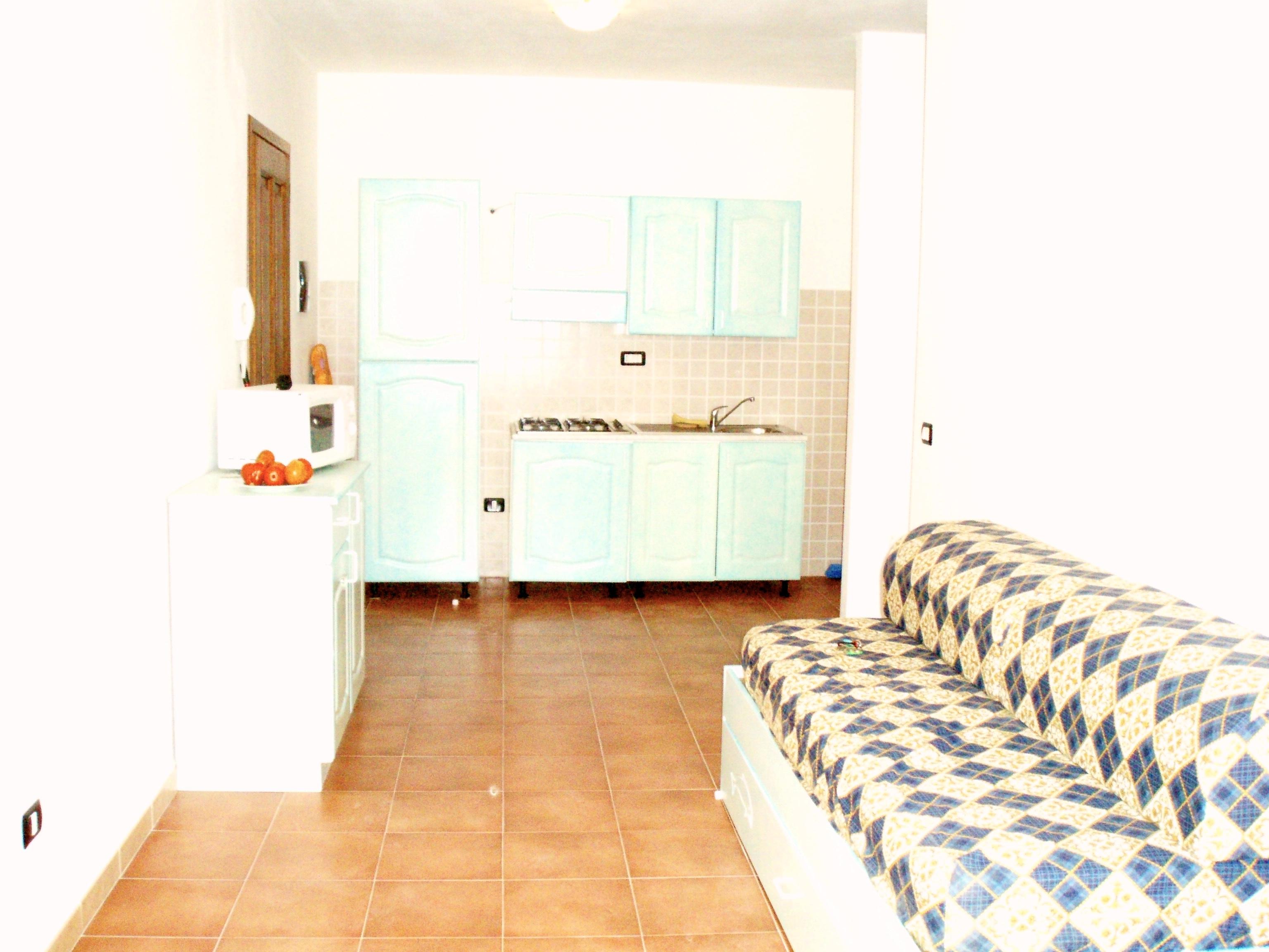Ferienwohnung Moderne 1-bett-wohnung (Schlaf 4) Meerblick nur 700 Meter vom Meer entfernt (2377769), La Muddizza, Sassari, Sardinien, Italien, Bild 4