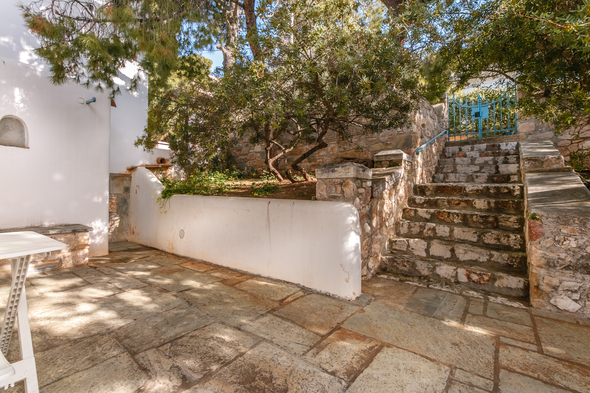 Holiday house Meerblick Authentische griechische Villa Althea, 200 m vom Strand entfernt (2471743), Agios Dimitrios, , Central Greece, Greece, picture 42