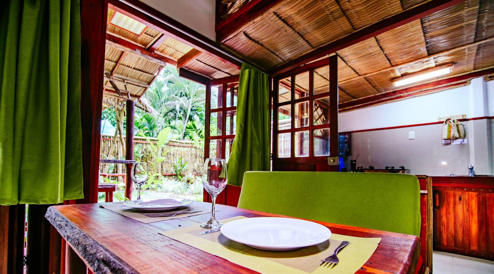 Villa 6 - Luxus Villa mit 2 Betten - Privater Garten
