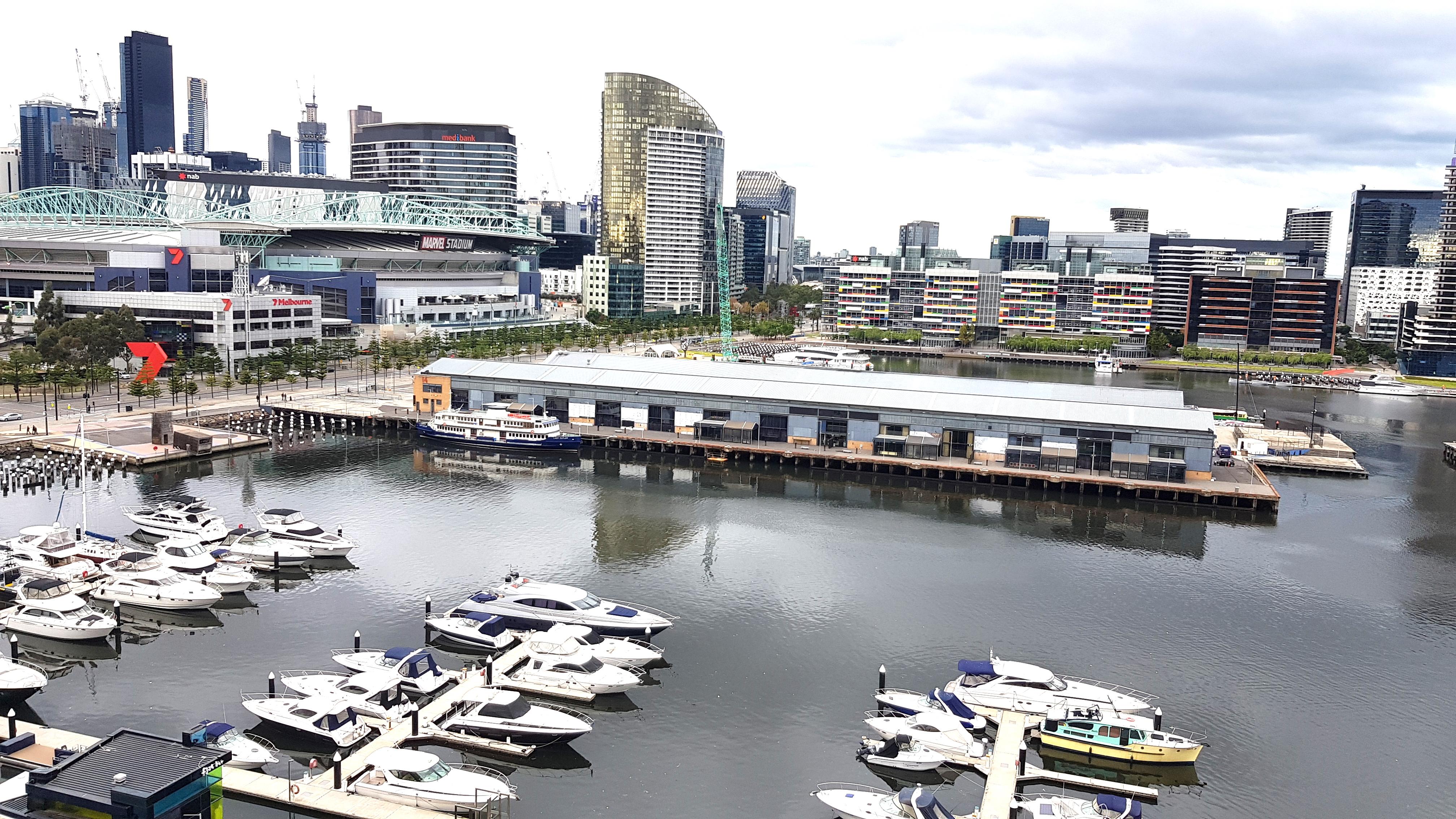 Ferienwohnung Docklands 1201p 2bed 1bath Water View (2781469), Melbourne, , Victoria, Australien, Bild 6