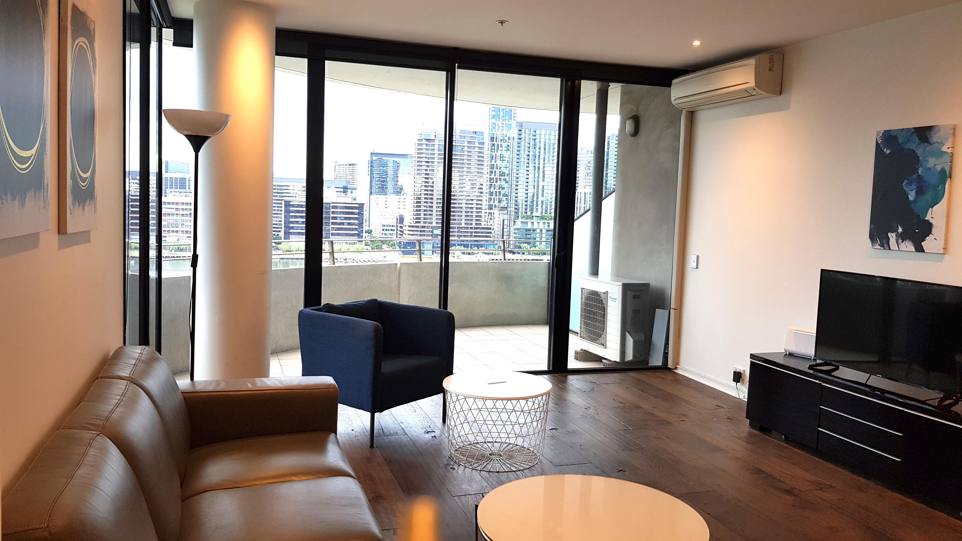 Ferienwohnung Docklands 1201p 2bed 1bath Water View (2781469), Melbourne, , Victoria, Australien, Bild 8