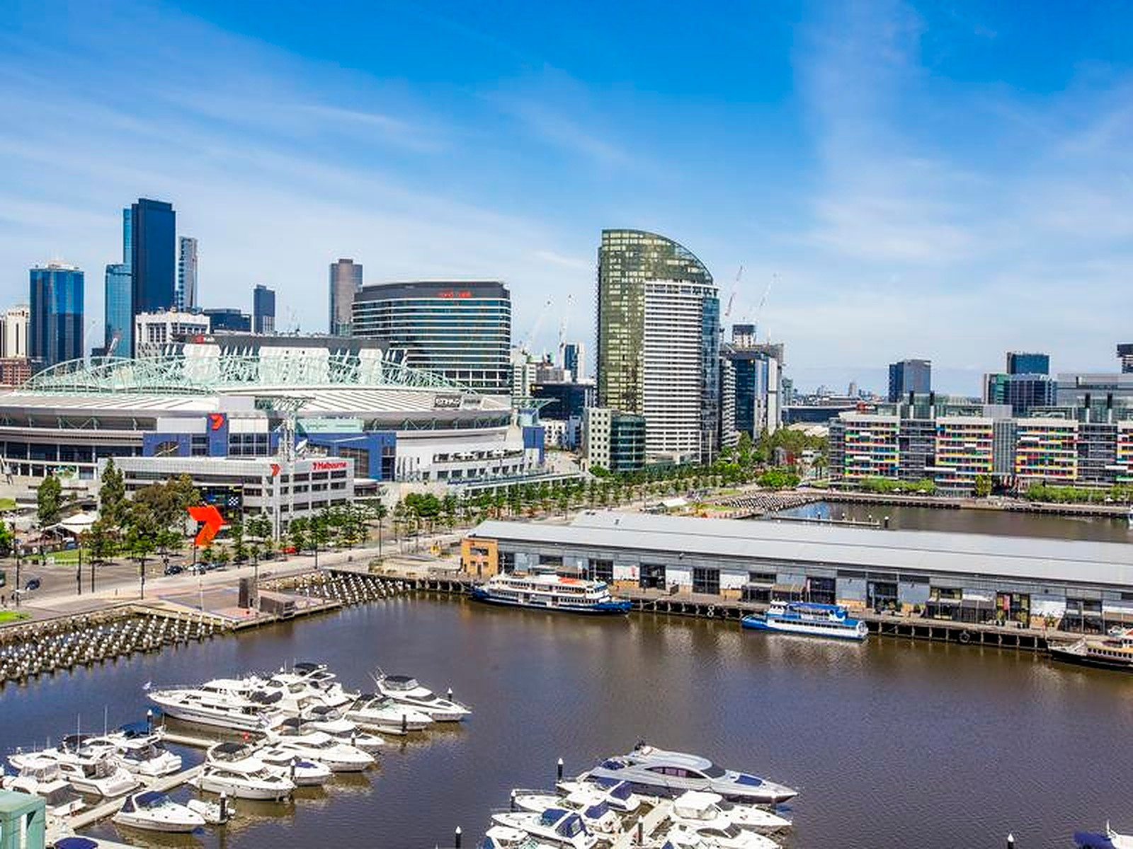 Ferienwohnung Docklands Apt 2 SchlafzimmerMelbourne Star View (2781530), Melbourne, , Victoria, Australien, Bild 3