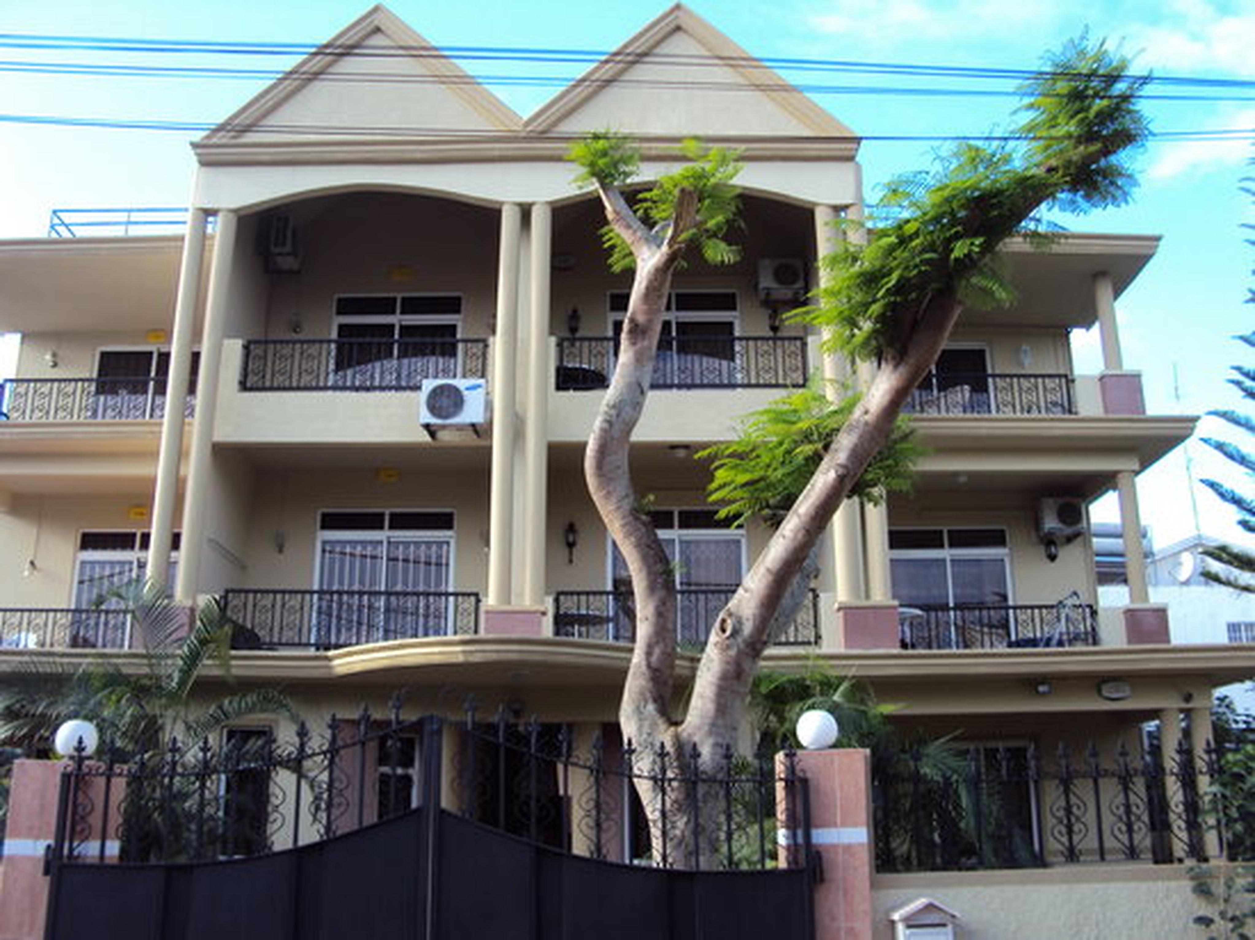 Apartments la Colombe - Studio-Apartment