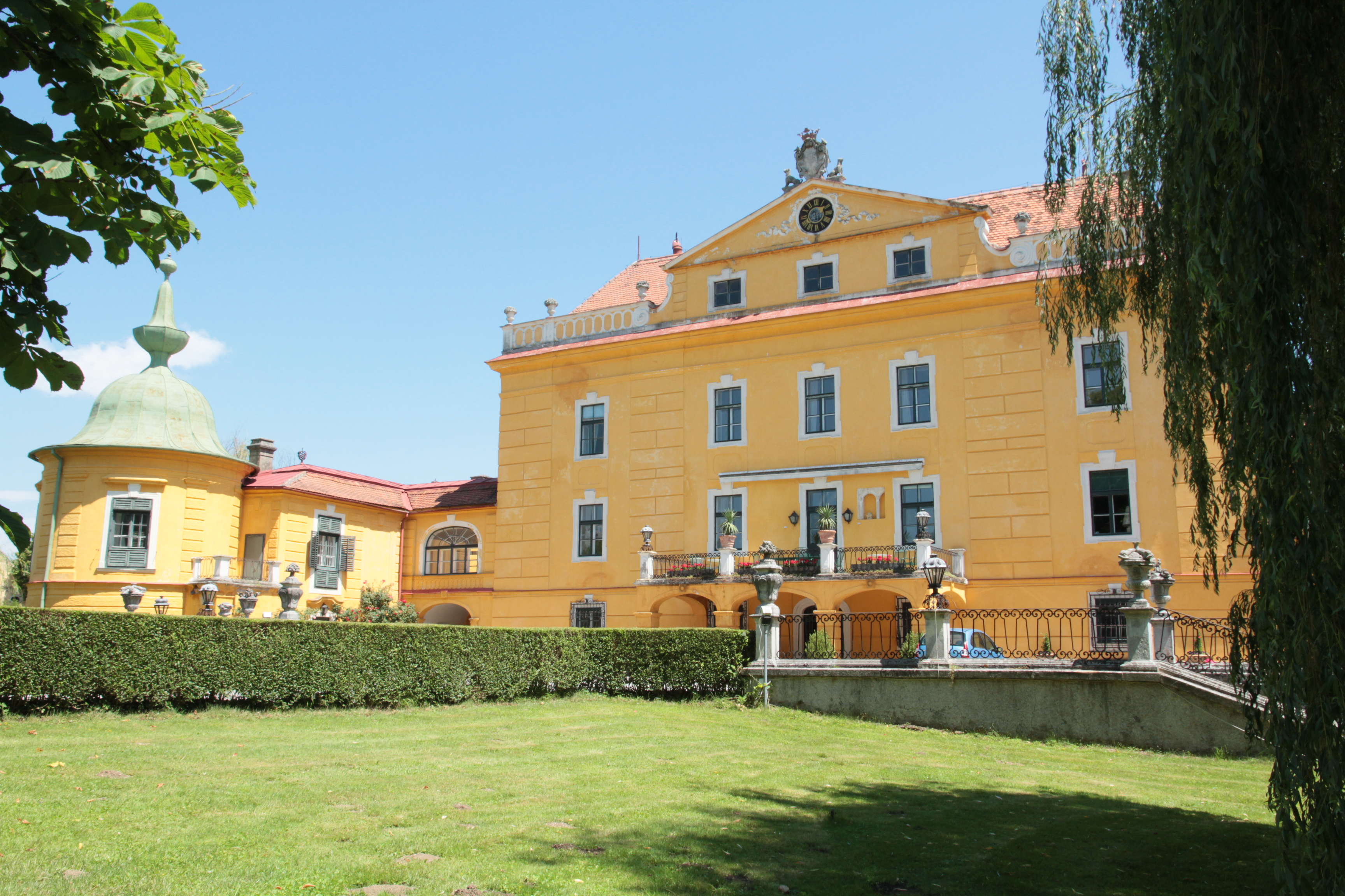 Appartement de vacances Luxuriöses, einzigartiges barockes Schloss, aufwendig eingerichtet (2306589), St. Pölten, Mostviertel, Basse Autriche, Autriche, image 2