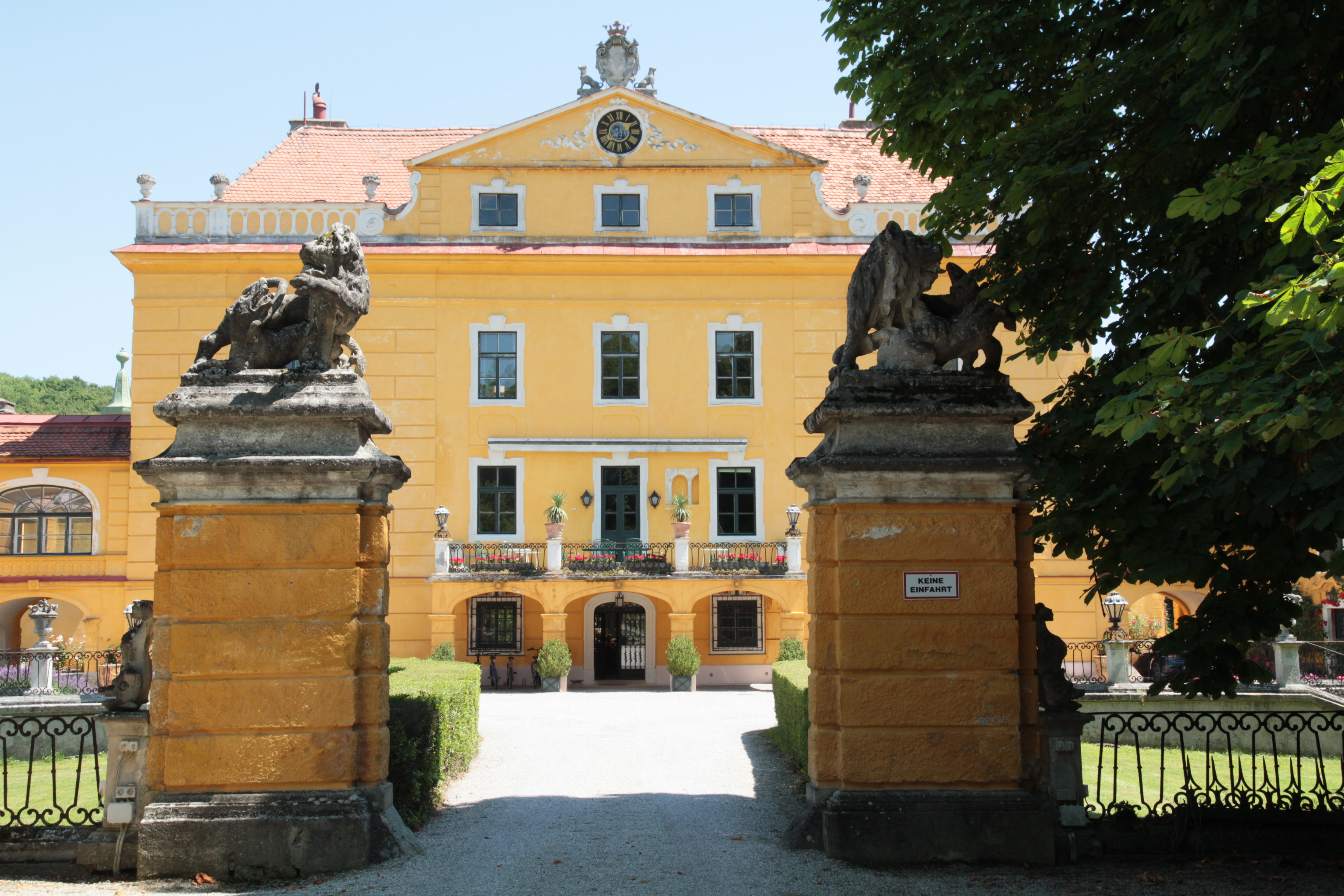 Appartement de vacances Luxuriöses, einzigartiges barockes Schloss, aufwendig eingerichtet (2306589), St. Pölten, Mostviertel, Basse Autriche, Autriche, image 3
