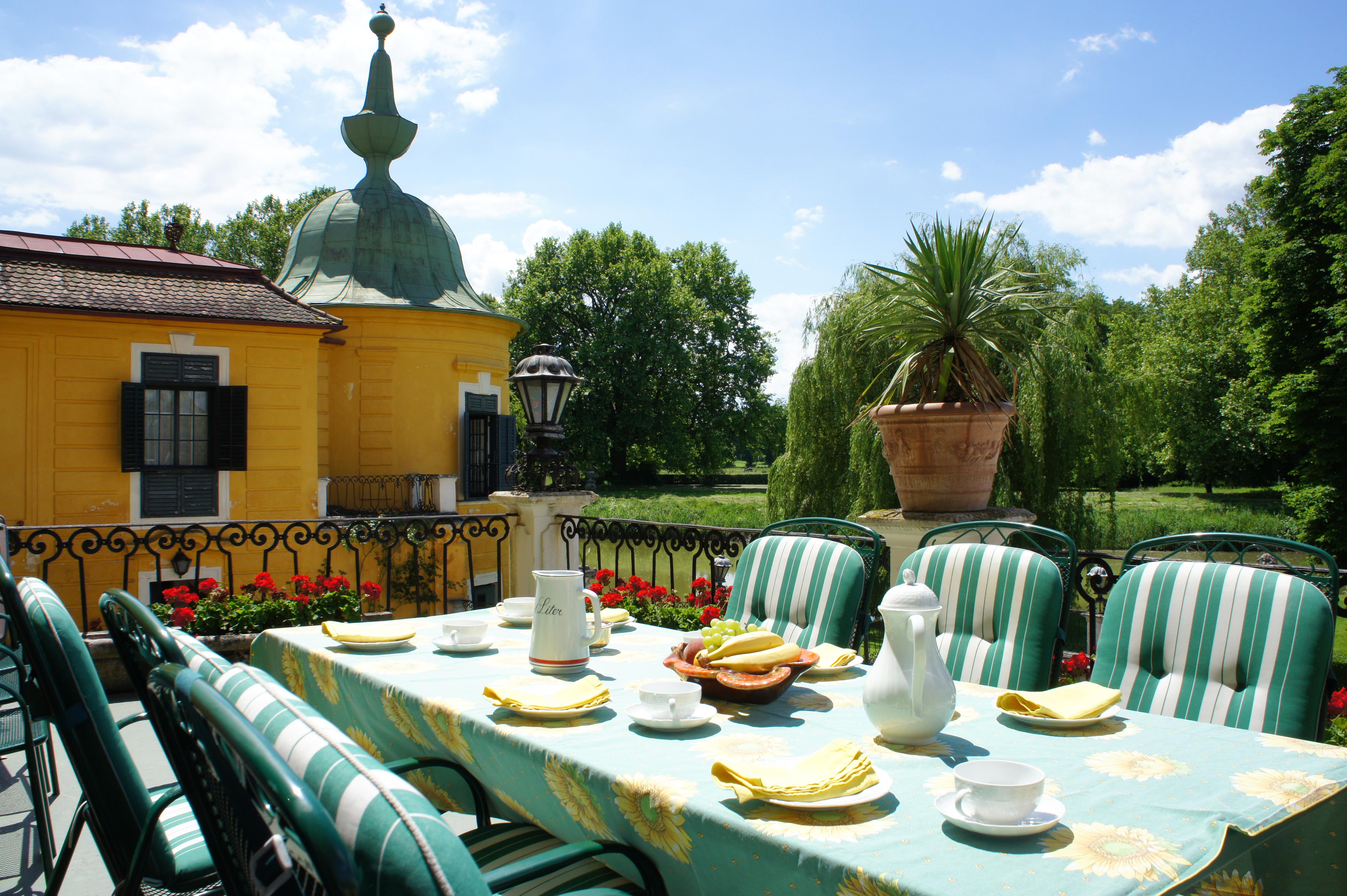 Appartement de vacances Luxuriöses, einzigartiges barockes Schloss, aufwendig eingerichtet (2306589), St. Pölten, Mostviertel, Basse Autriche, Autriche, image 17