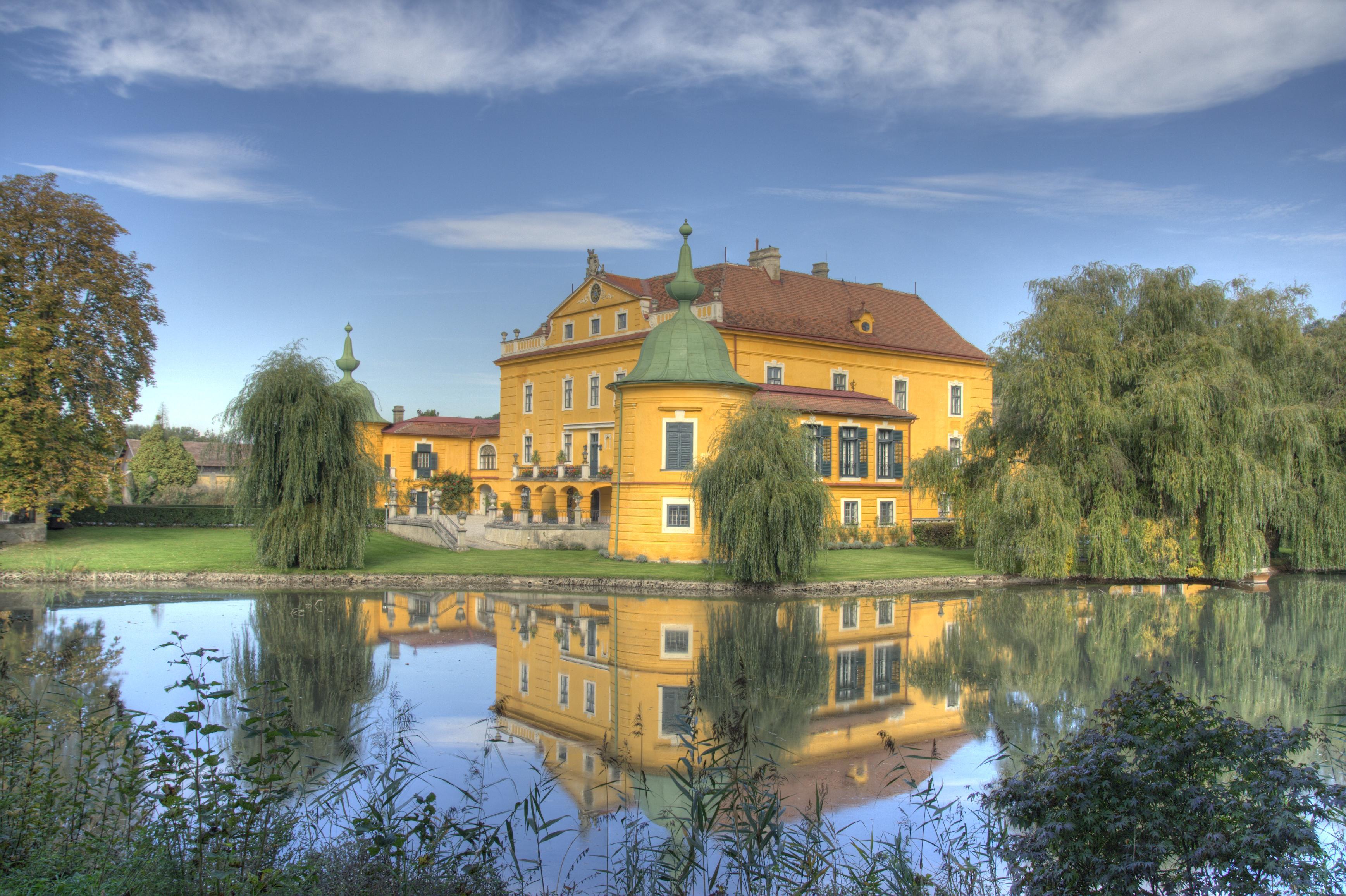 Appartement de vacances Luxuriöses, einzigartiges barockes Schloss, aufwendig eingerichtet (2306589), St. Pölten, Mostviertel, Basse Autriche, Autriche, image 1