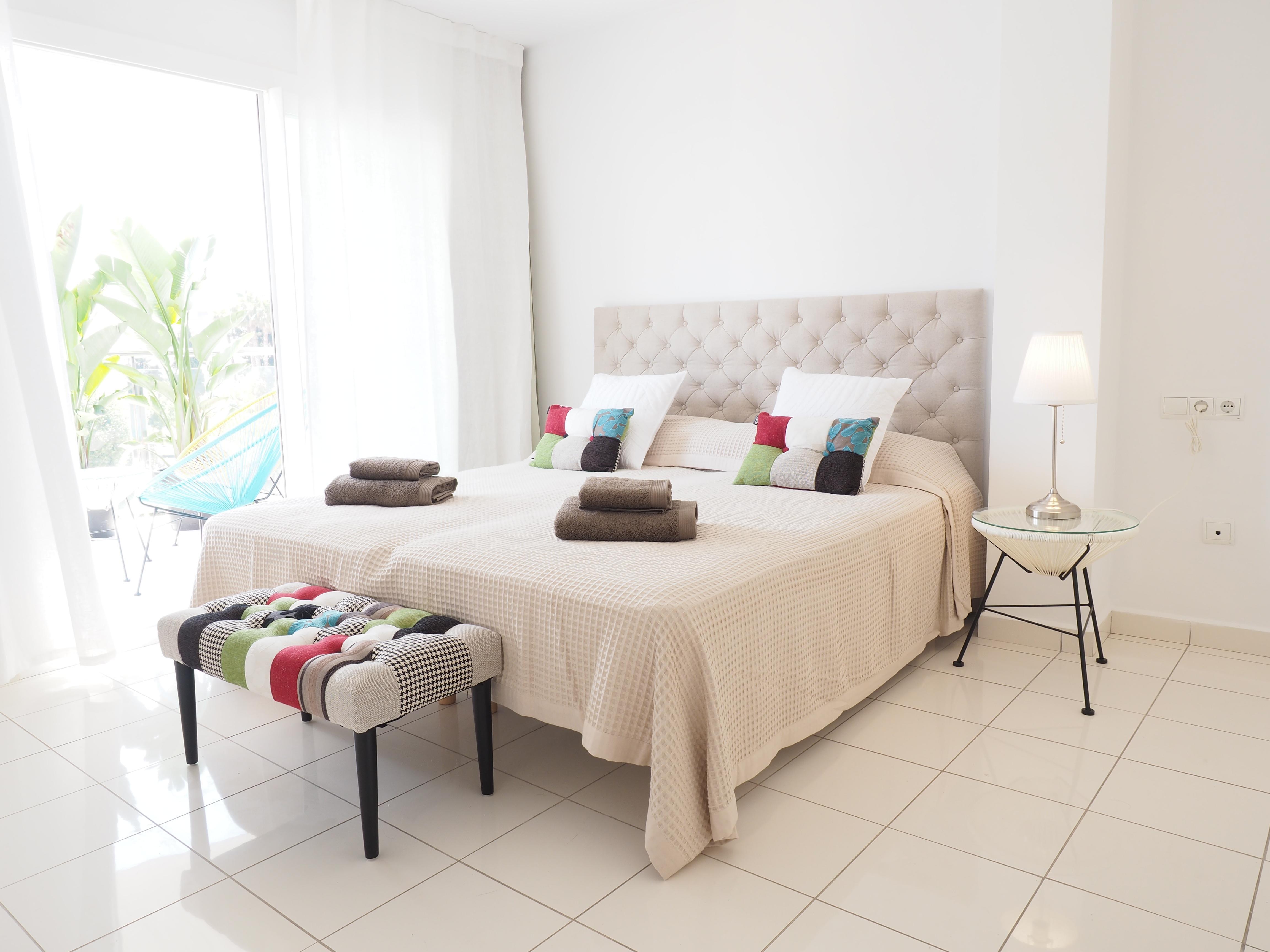 Chill Beach Condo fur ein Ibiza schones Erlebnis