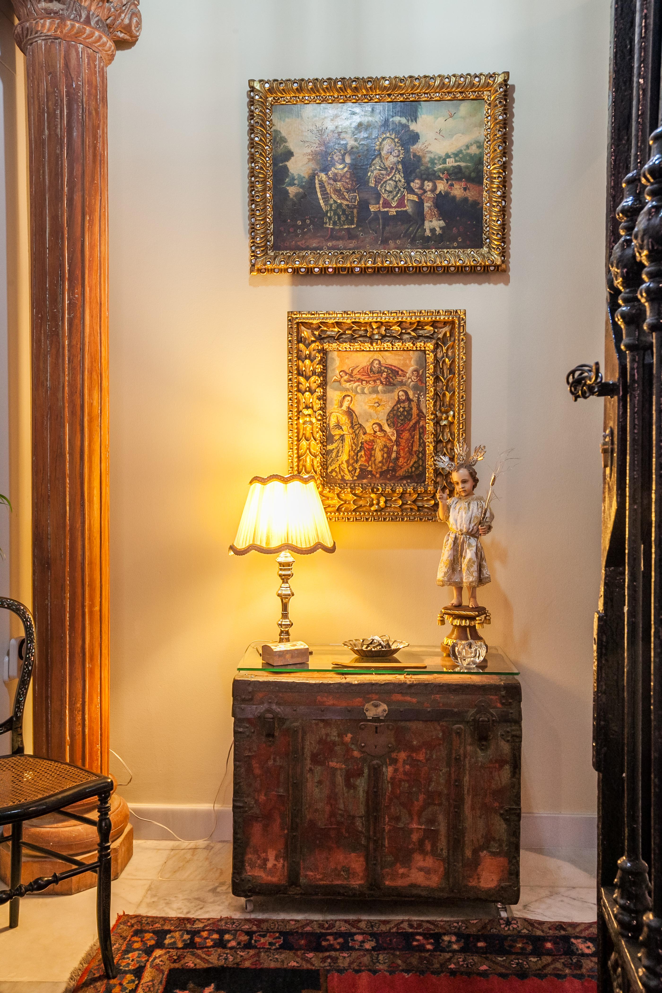 Ferienhaus Herrenhaus im Zentrum von Sevilla, neben den rmischen Herkules-sulen Wifi, A (2628854), Sevilla, Sevilla, Andalusien, Spanien, Bild 3