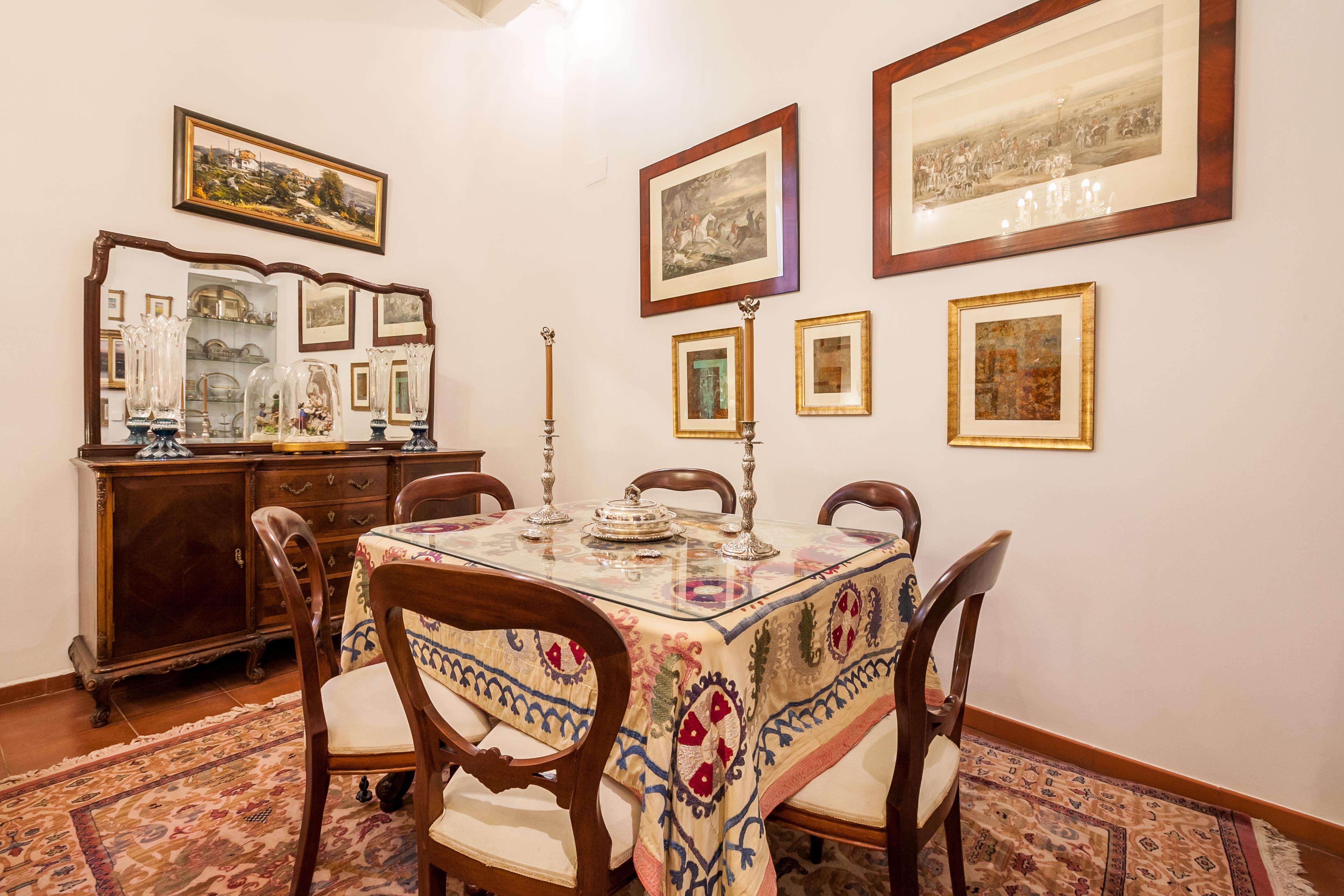 Ferienhaus Herrenhaus im Zentrum von Sevilla, neben den rmischen Herkules-sulen Wifi, A (2628854), Sevilla, Sevilla, Andalusien, Spanien, Bild 16