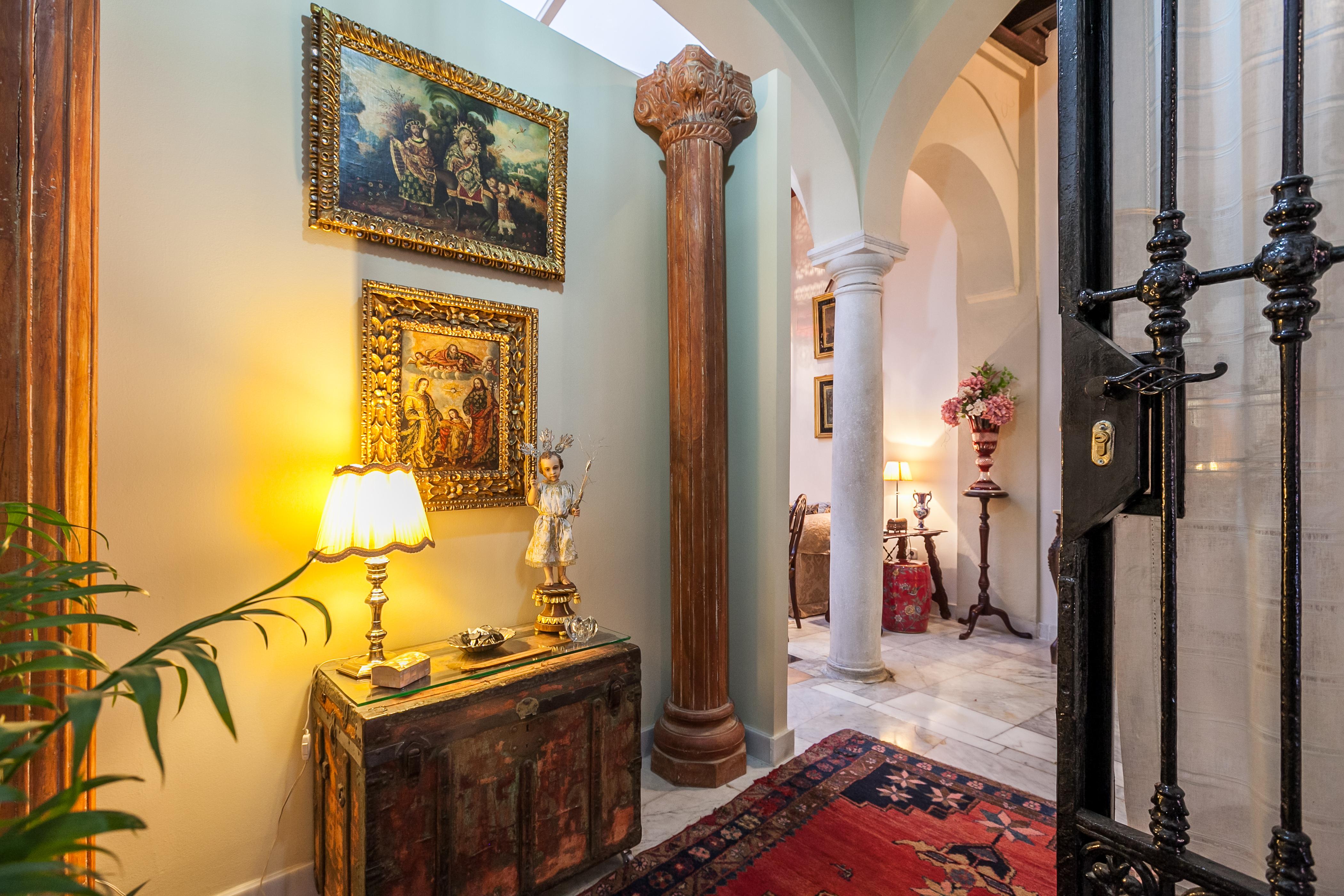 Ferienhaus Herrenhaus im Zentrum von Sevilla, neben den rmischen Herkules-sulen Wifi, A (2628854), Sevilla, Sevilla, Andalusien, Spanien, Bild 4