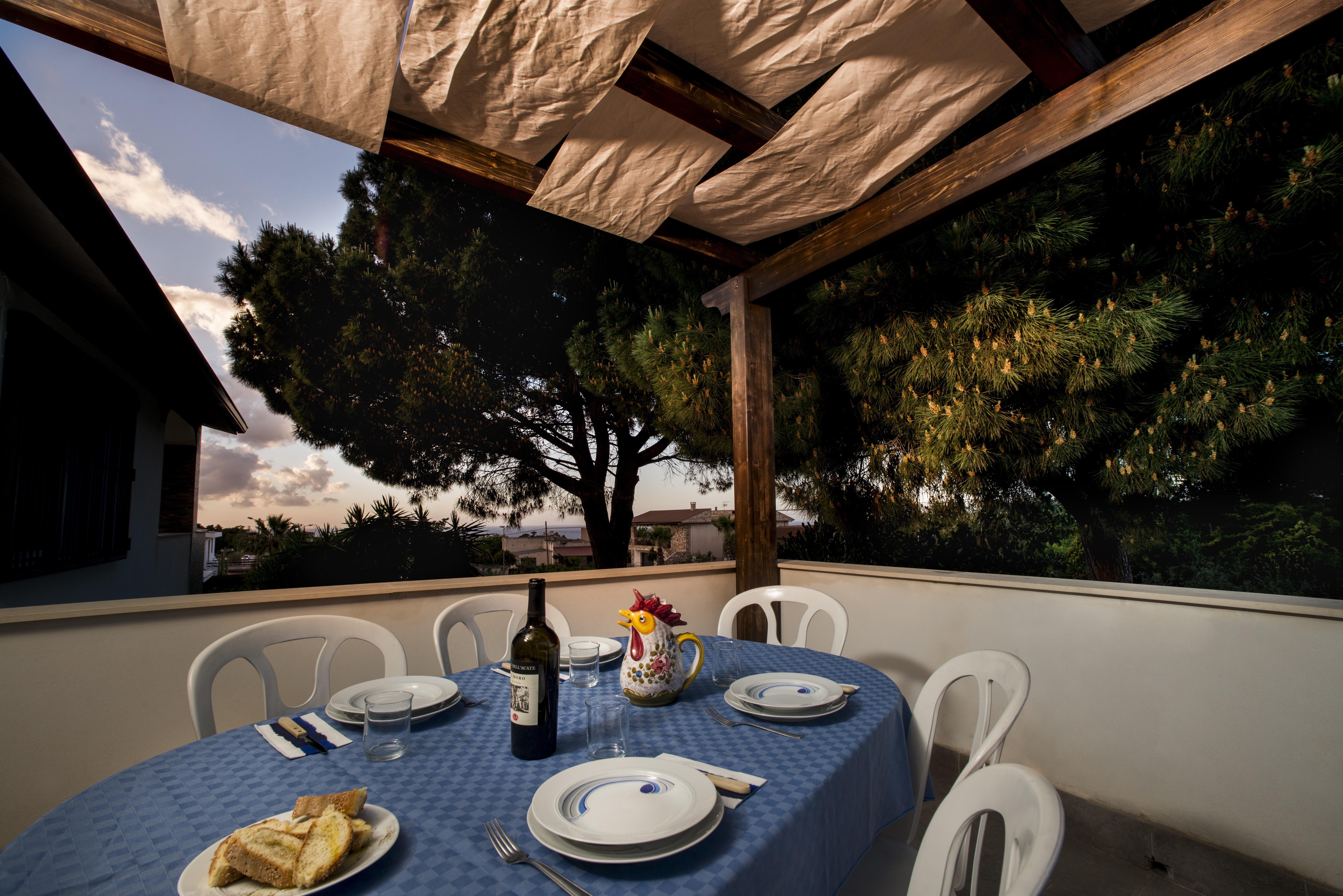 Holiday house Villa Scampati 7 Plätze am Meer mit Garten, Grill und Parkplatz (2388901), Alcamo, Trapani, Sicily, Italy, picture 29