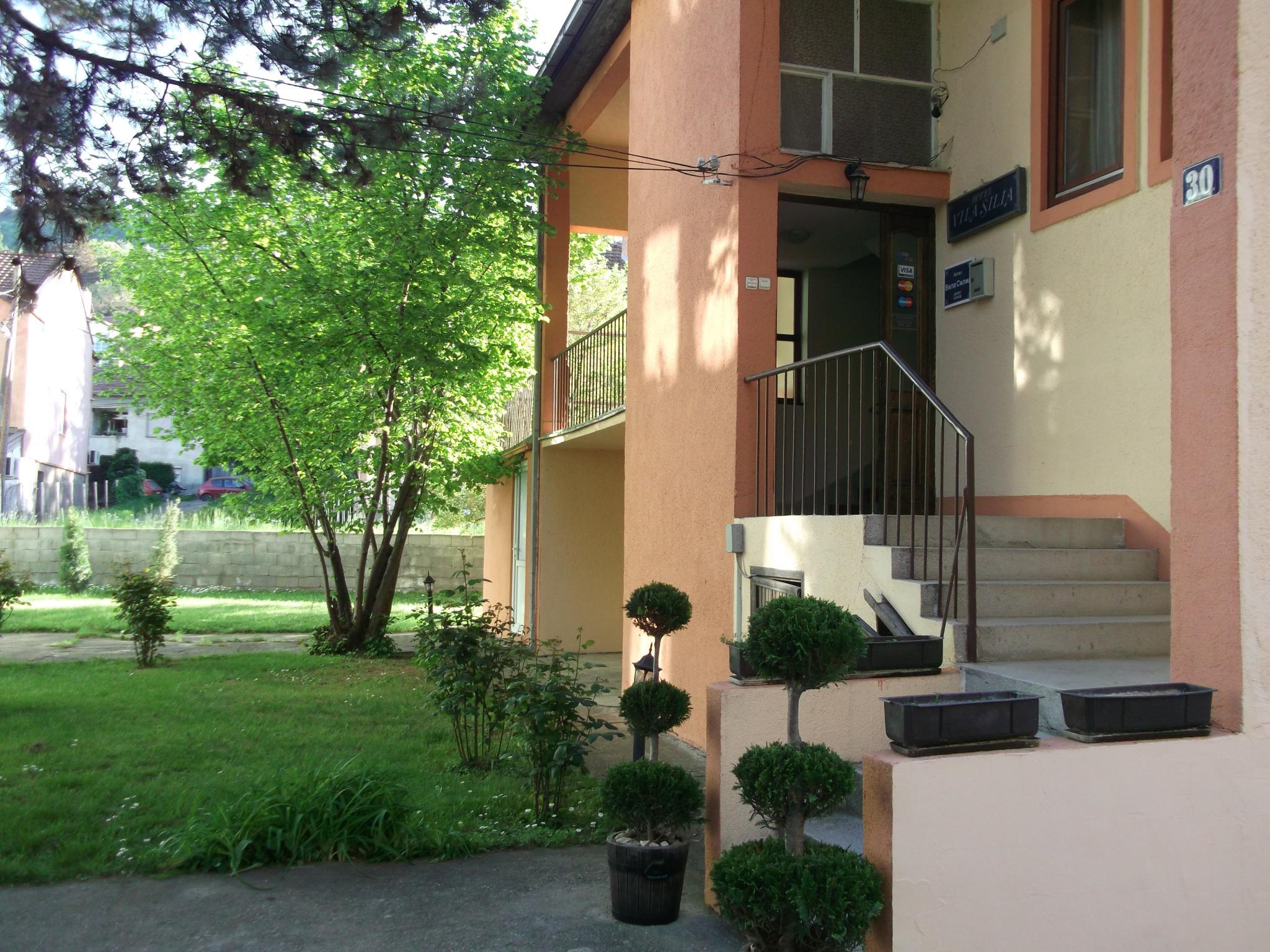 Bienvenido a Hotel Vila Silia